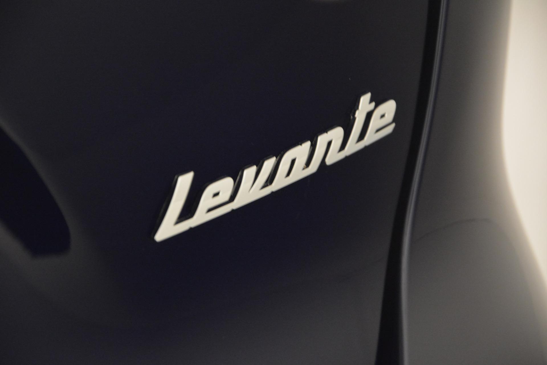 New 2017 Maserati Levante S For Sale In Greenwich, CT. Alfa Romeo of Greenwich, W315 591_p7