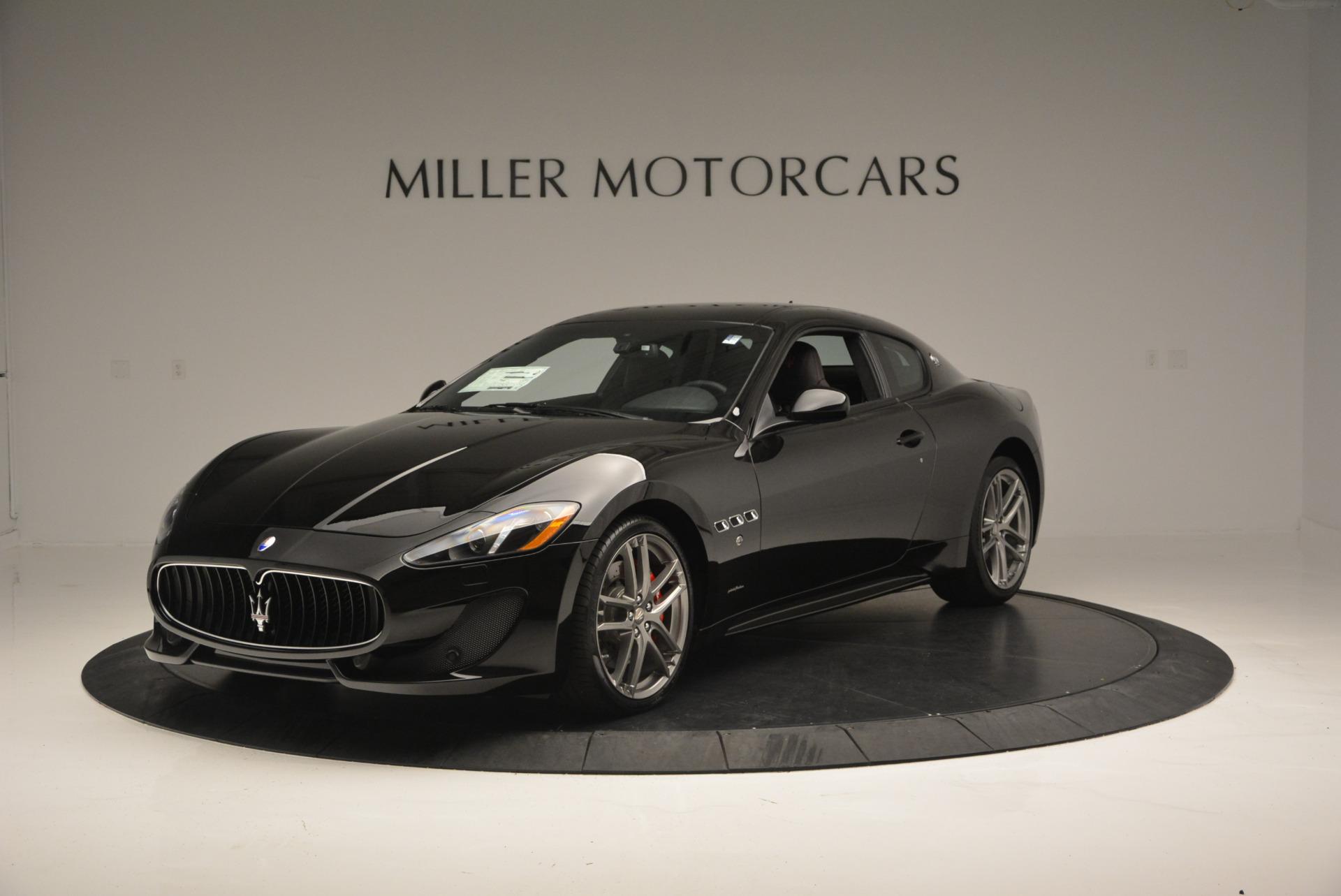 New 2016 Maserati GranTurismo Sport For Sale In Greenwich, CT. Alfa Romeo of Greenwich, M1625 592_main