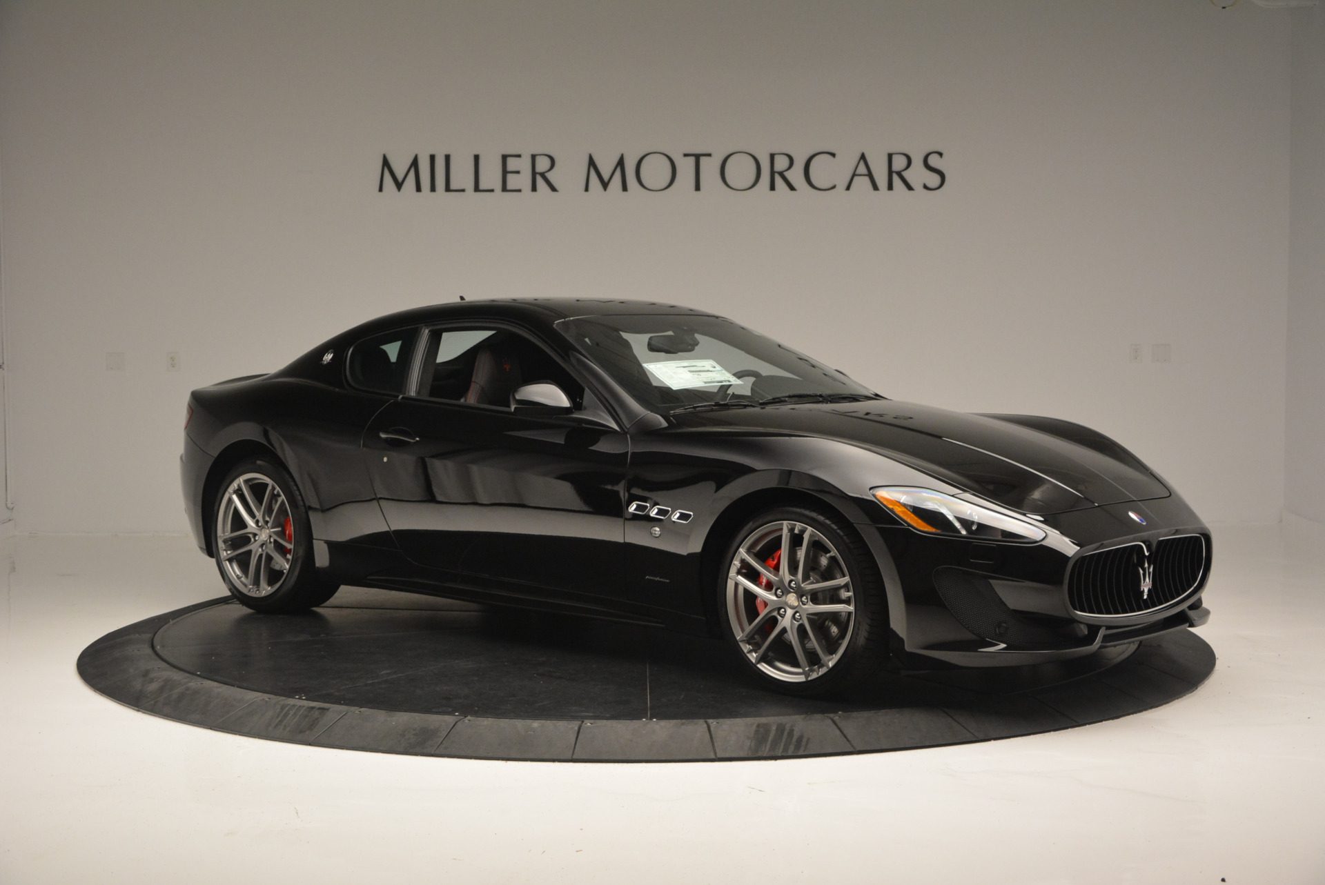 New 2016 Maserati GranTurismo Sport For Sale In Greenwich, CT. Alfa Romeo of Greenwich, M1625 592_p10