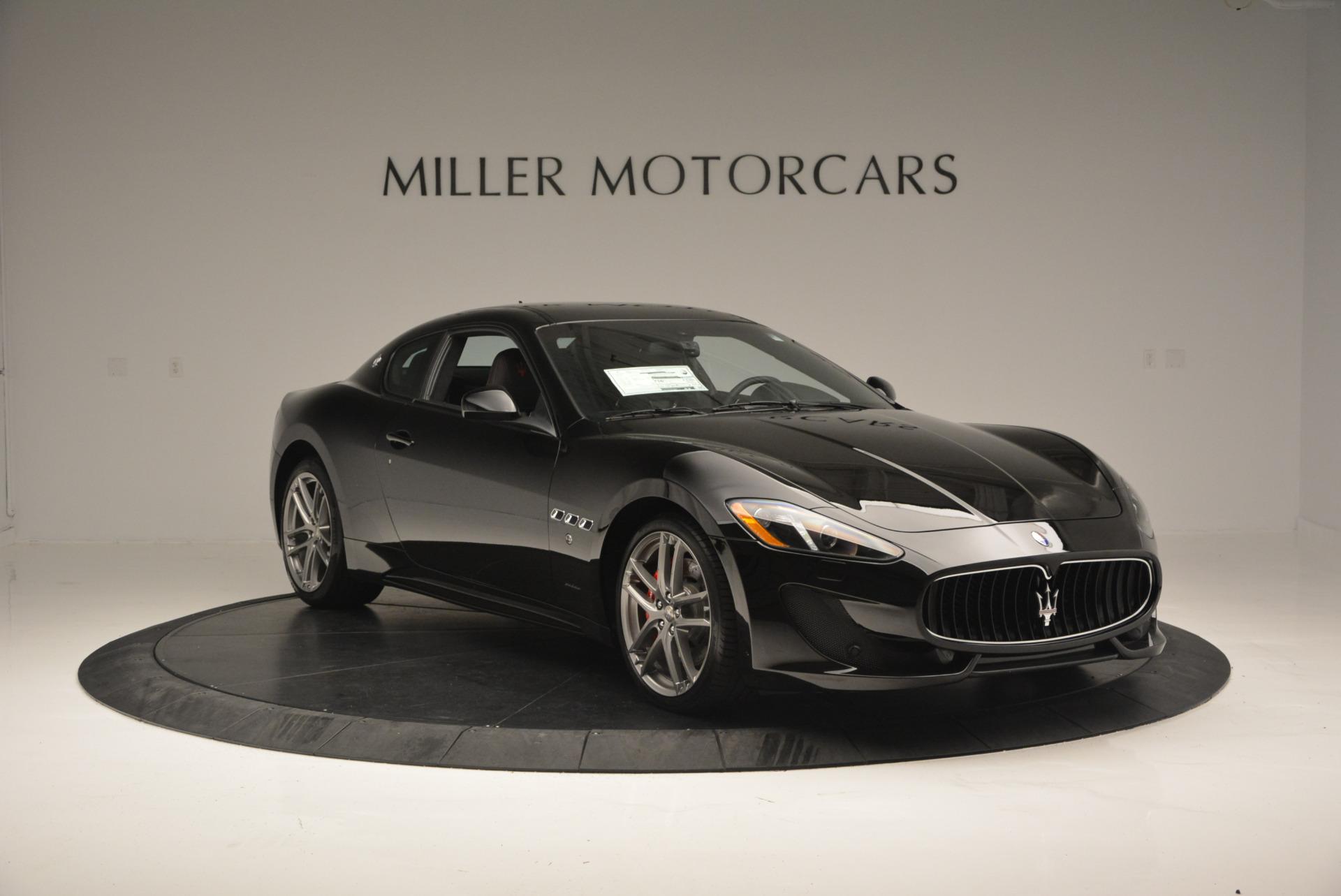 New 2016 Maserati GranTurismo Sport For Sale In Greenwich, CT. Alfa Romeo of Greenwich, M1625 592_p11