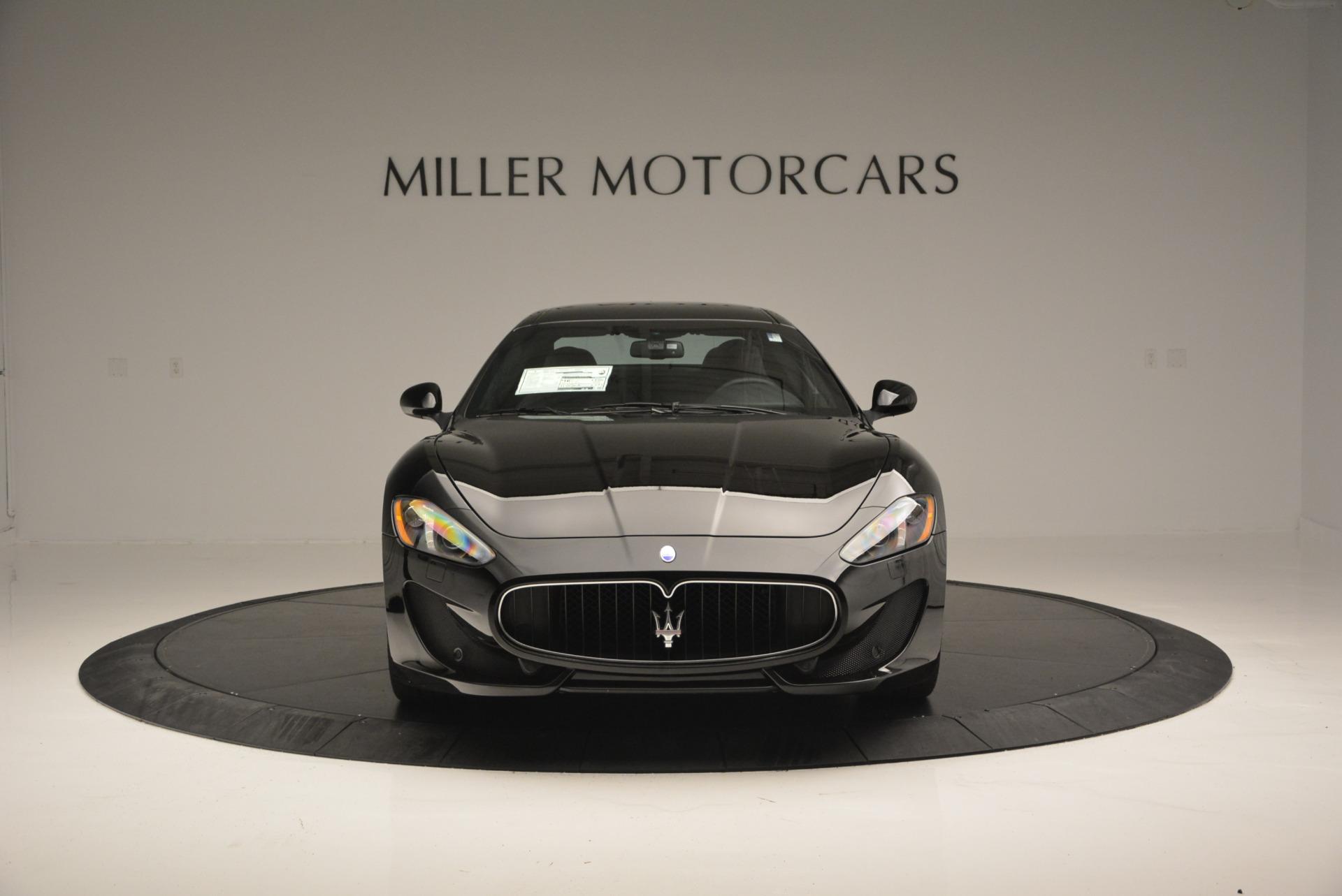 New 2016 Maserati GranTurismo Sport For Sale In Greenwich, CT. Alfa Romeo of Greenwich, M1625 592_p12