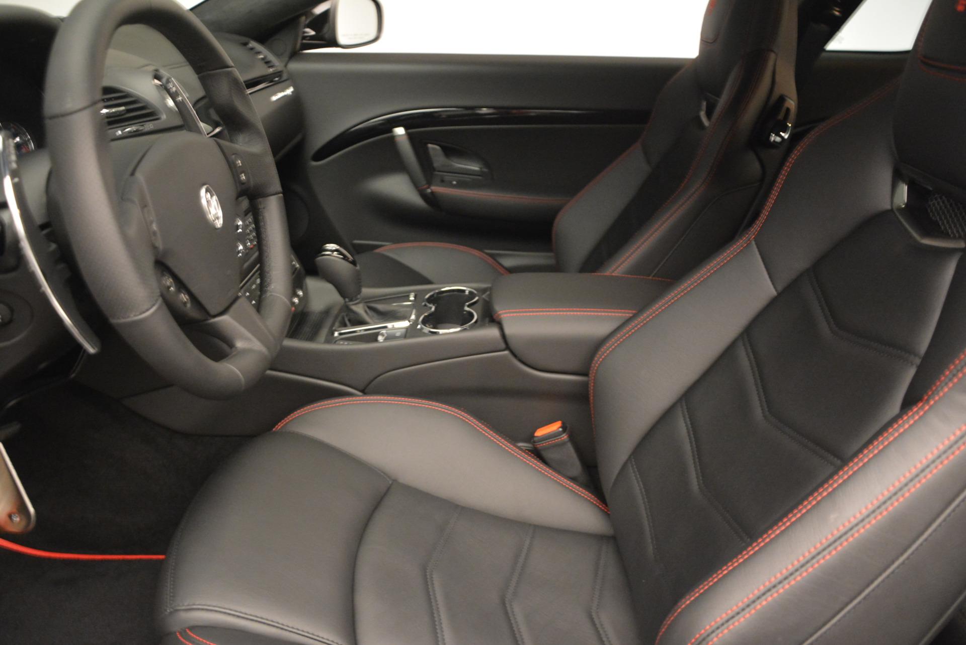 New 2016 Maserati GranTurismo Sport For Sale In Greenwich, CT. Alfa Romeo of Greenwich, M1625 592_p14