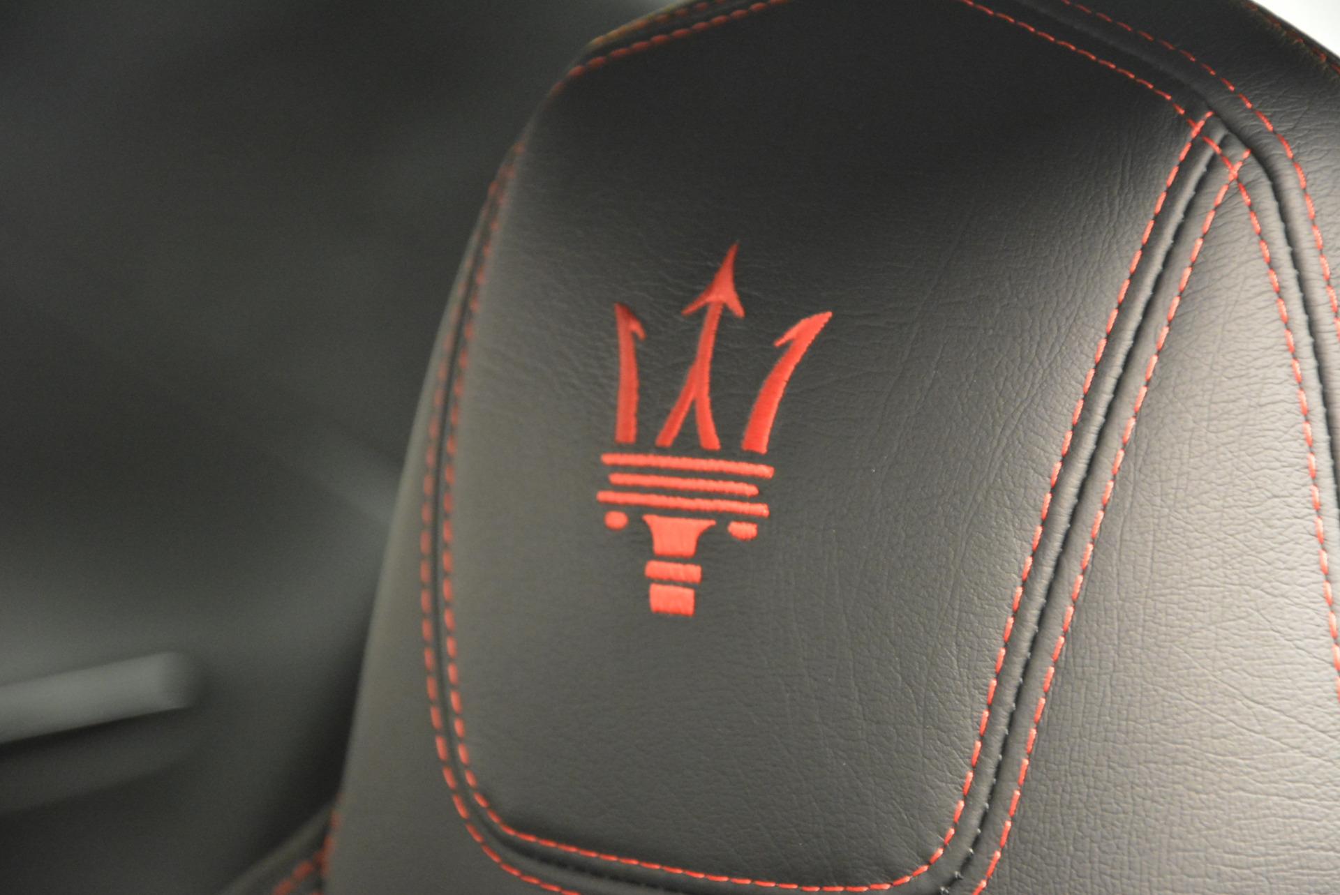 New 2016 Maserati GranTurismo Sport For Sale In Greenwich, CT. Alfa Romeo of Greenwich, M1625 592_p16