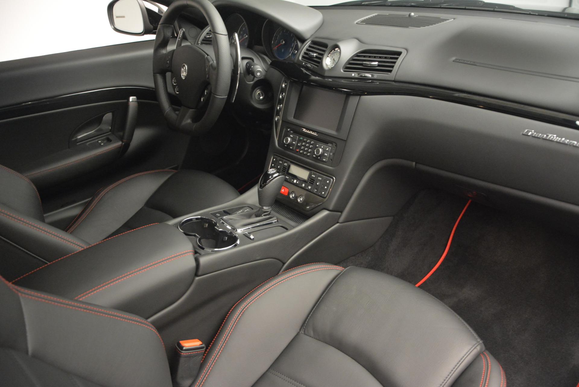 New 2016 Maserati GranTurismo Sport For Sale In Greenwich, CT. Alfa Romeo of Greenwich, M1625 592_p18