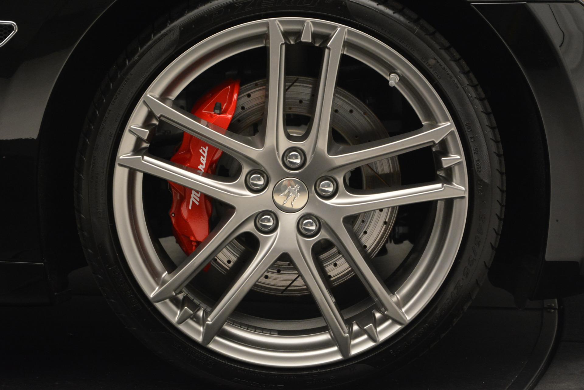 New 2016 Maserati GranTurismo Sport For Sale In Greenwich, CT. Alfa Romeo of Greenwich, M1625 592_p21