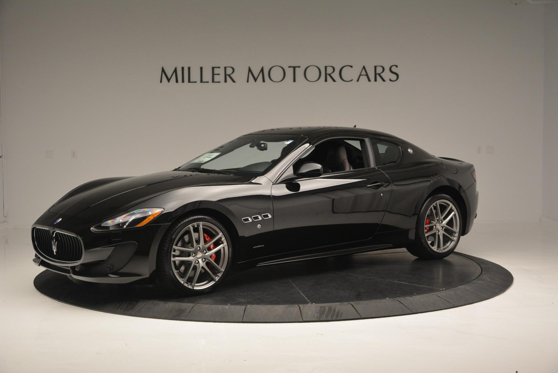 New 2016 Maserati GranTurismo Sport For Sale In Greenwich, CT. Alfa Romeo of Greenwich, M1625 592_p2