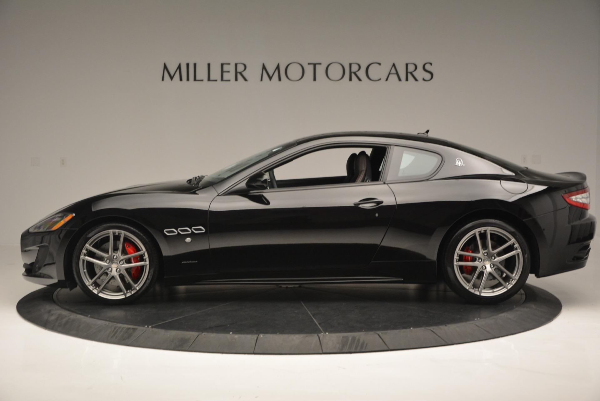 New 2016 Maserati GranTurismo Sport For Sale In Greenwich, CT. Alfa Romeo of Greenwich, M1625 592_p3