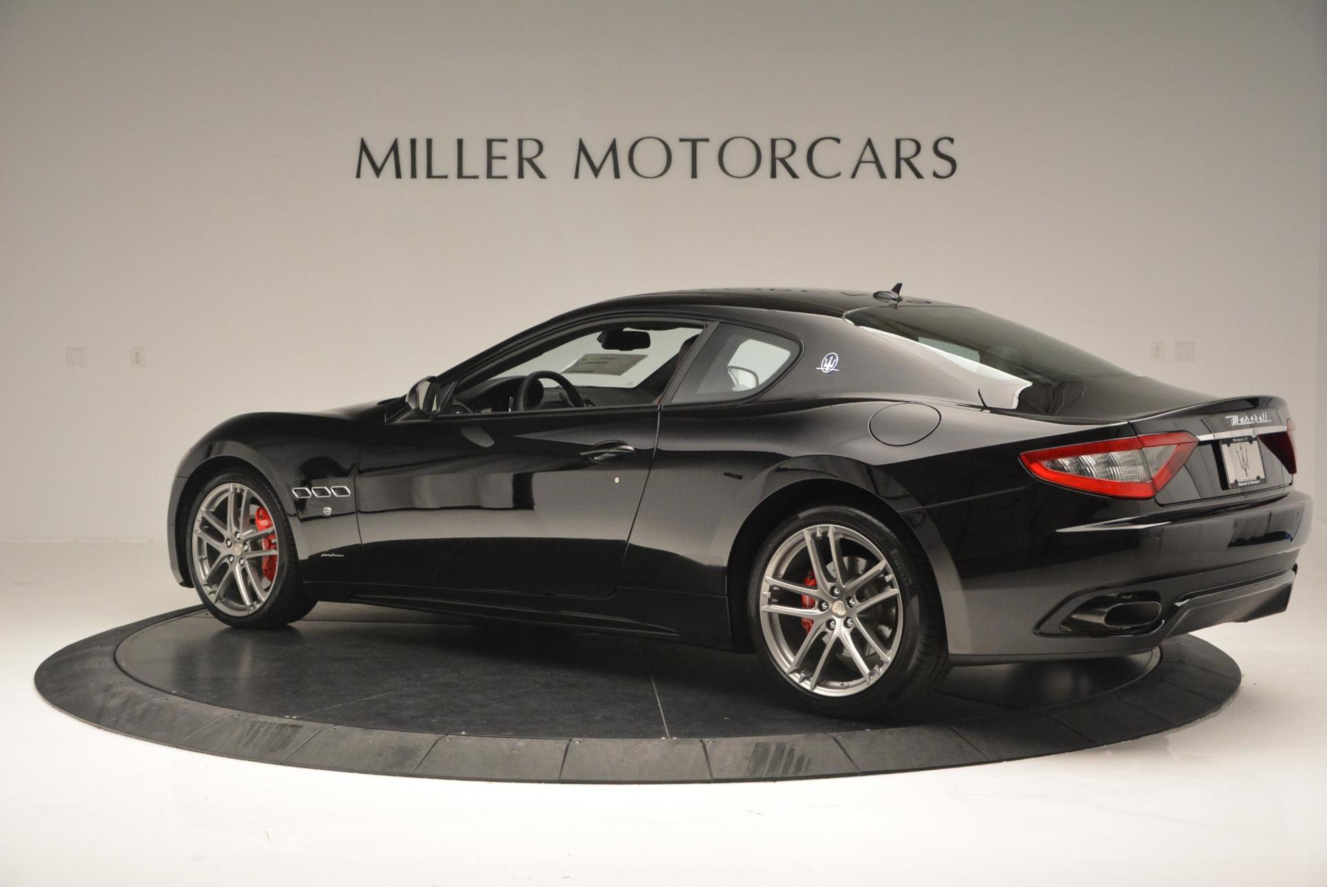 New 2016 Maserati GranTurismo Sport For Sale In Greenwich, CT. Alfa Romeo of Greenwich, M1625 592_p4