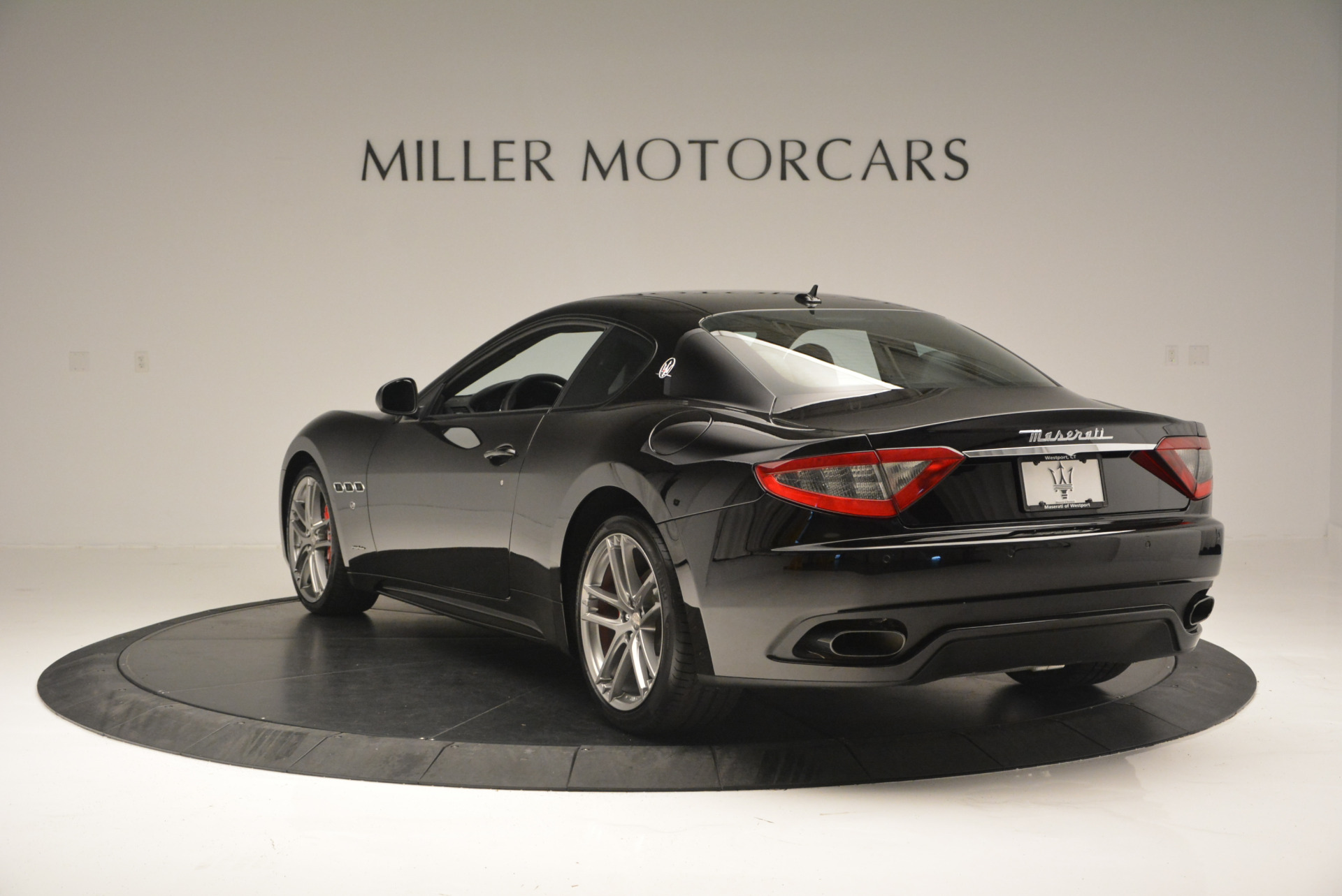 New 2016 Maserati GranTurismo Sport For Sale In Greenwich, CT. Alfa Romeo of Greenwich, M1625 592_p5