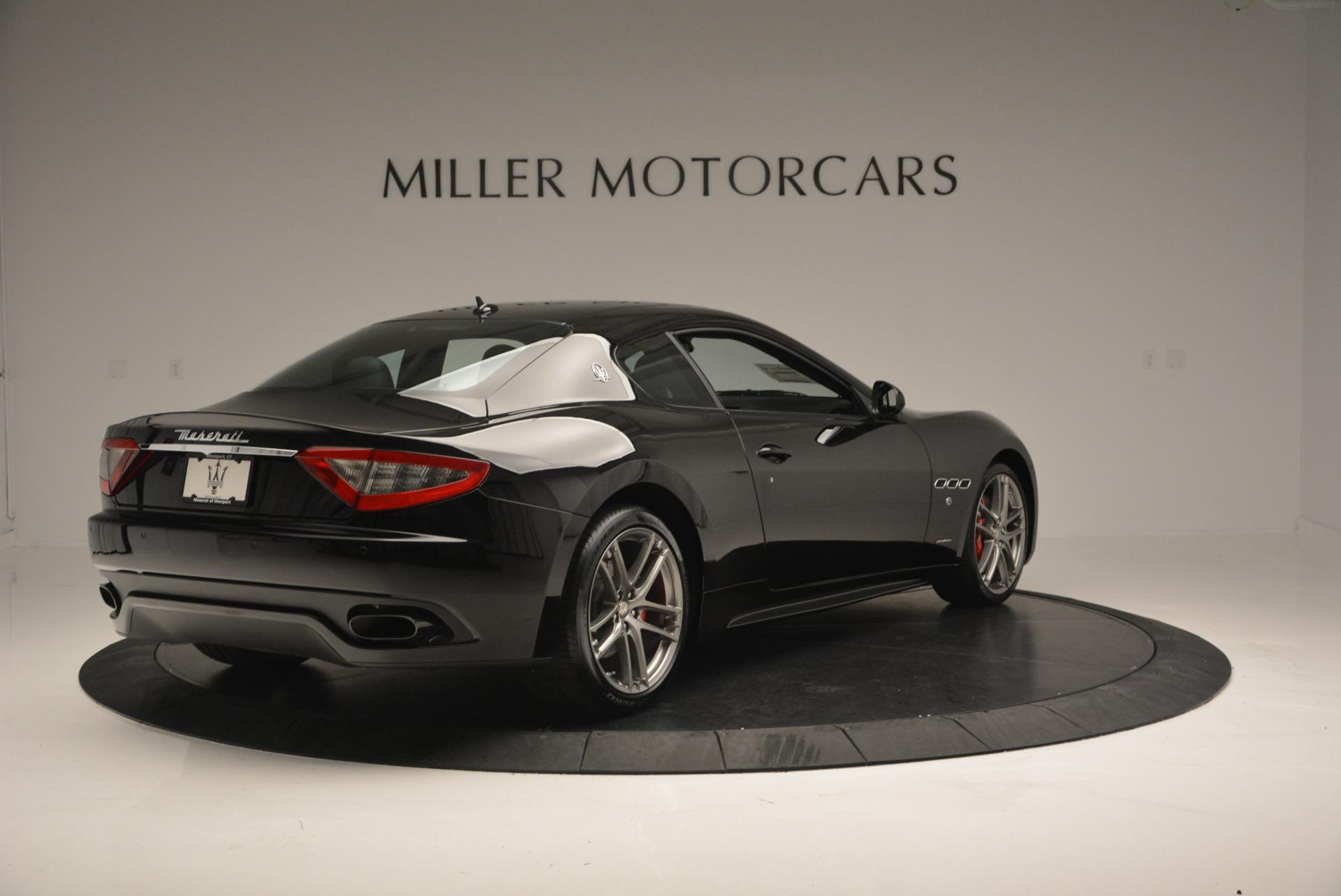 New 2016 Maserati GranTurismo Sport For Sale In Greenwich, CT. Alfa Romeo of Greenwich, M1625 592_p7