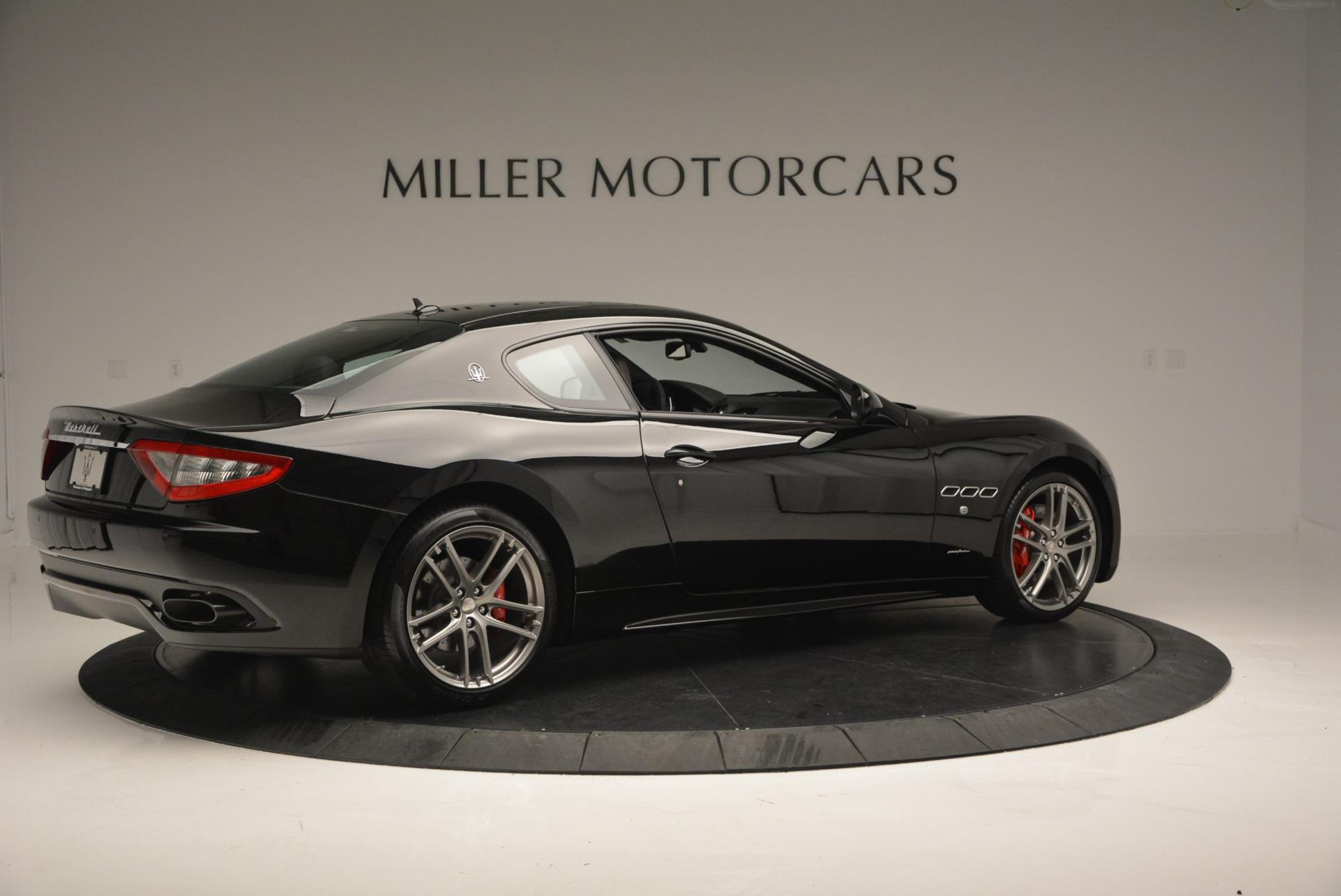 New 2016 Maserati GranTurismo Sport For Sale In Greenwich, CT. Alfa Romeo of Greenwich, M1625 592_p8