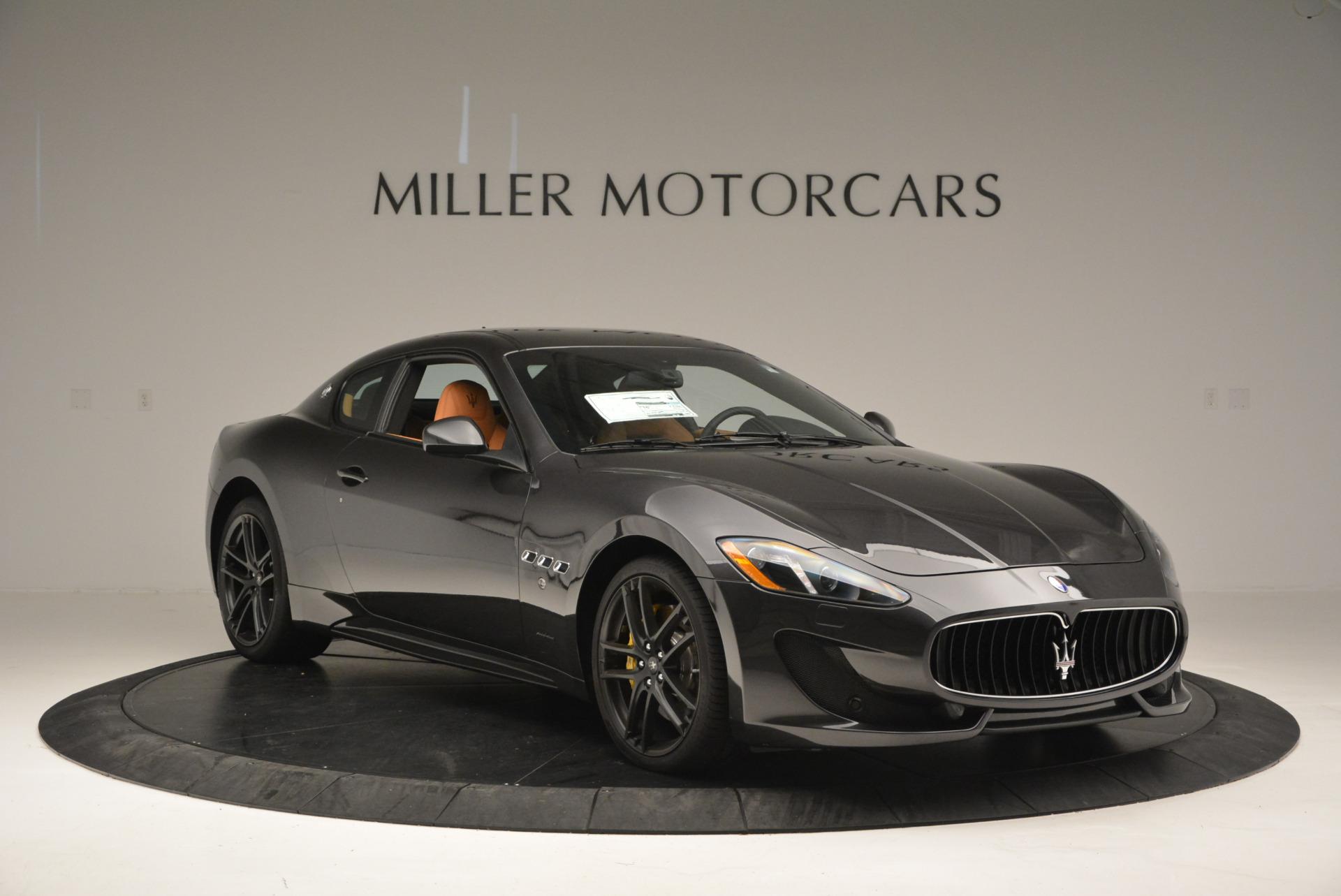 New 2017 Maserati GranTurismo Sport For Sale In Greenwich, CT. Alfa Romeo of Greenwich, M1633 593_p11