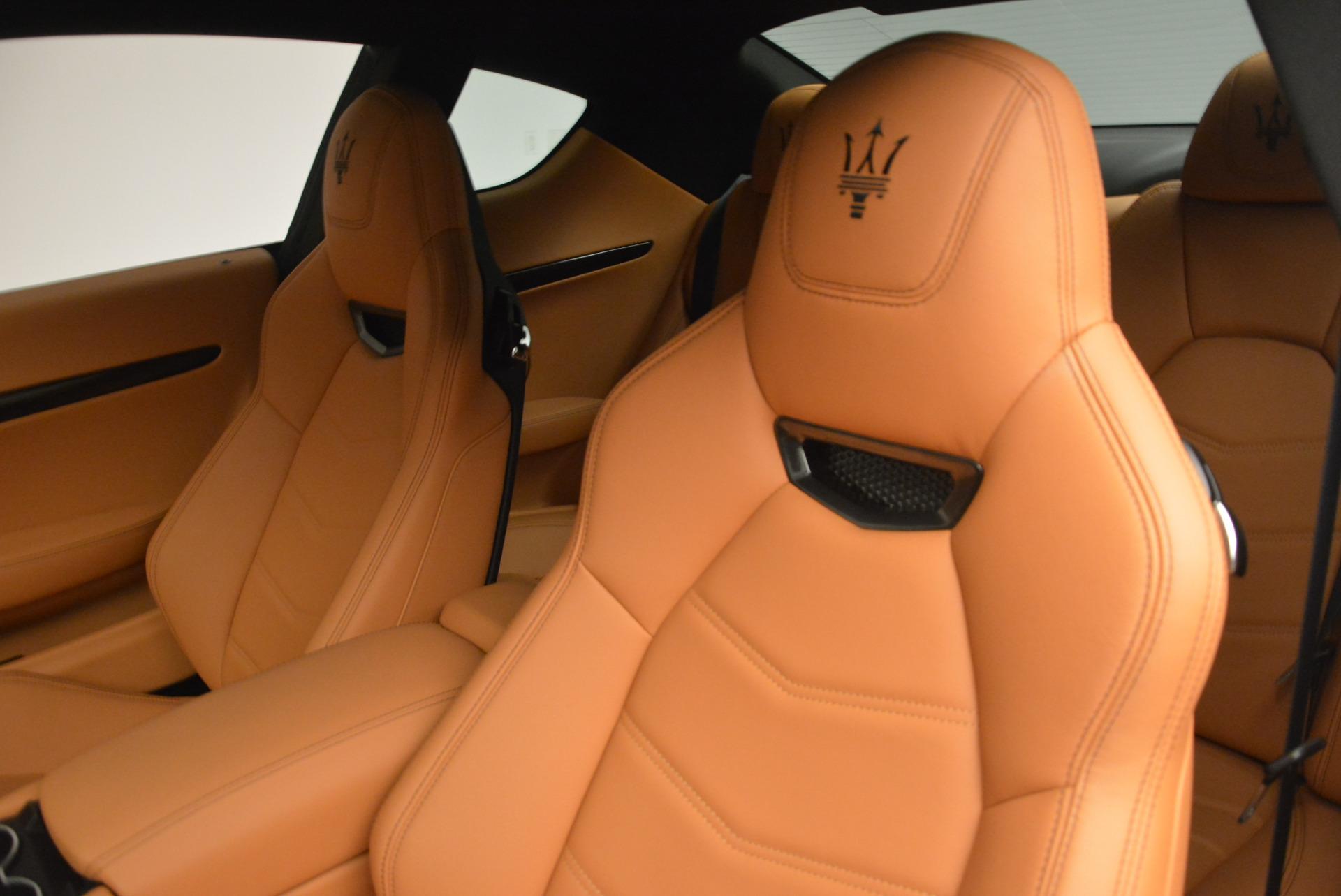 New 2017 Maserati GranTurismo Sport For Sale In Greenwich, CT. Alfa Romeo of Greenwich, M1633 593_p15