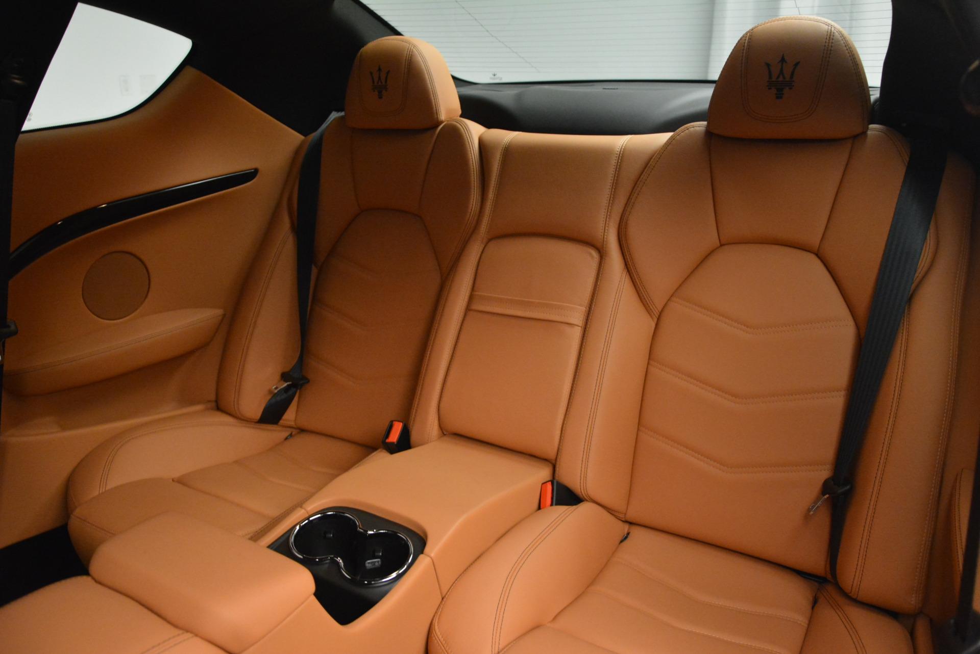 New 2017 Maserati GranTurismo Sport For Sale In Greenwich, CT. Alfa Romeo of Greenwich, M1633 593_p17