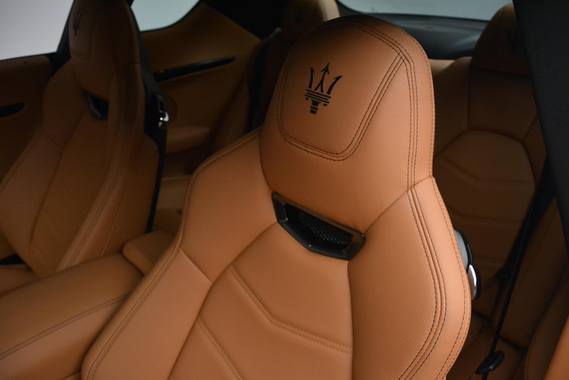 New 2017 Maserati GranTurismo Sport For Sale In Greenwich, CT. Alfa Romeo of Greenwich, M1633 593_p18