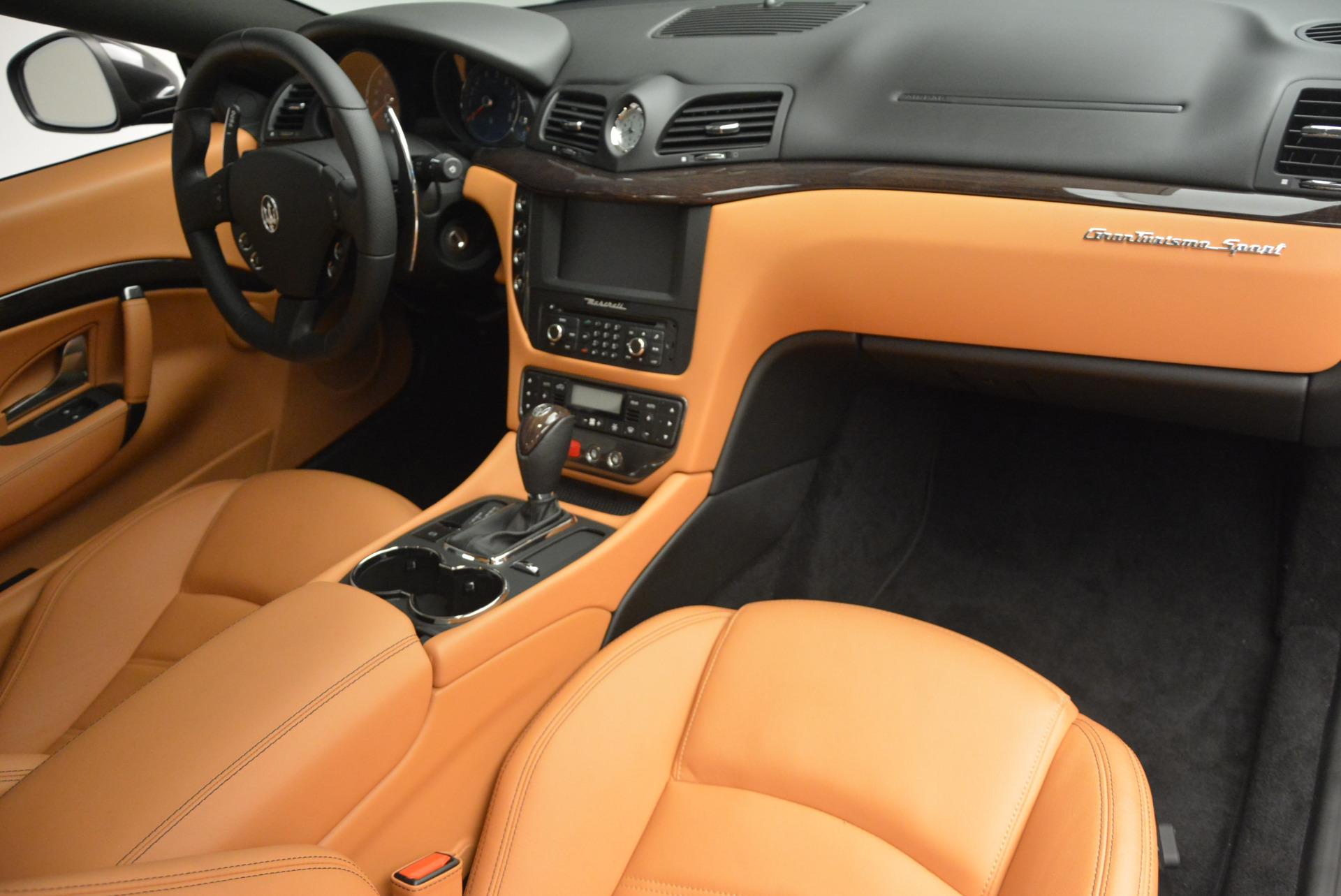 New 2017 Maserati GranTurismo Sport For Sale In Greenwich, CT. Alfa Romeo of Greenwich, M1633 593_p19