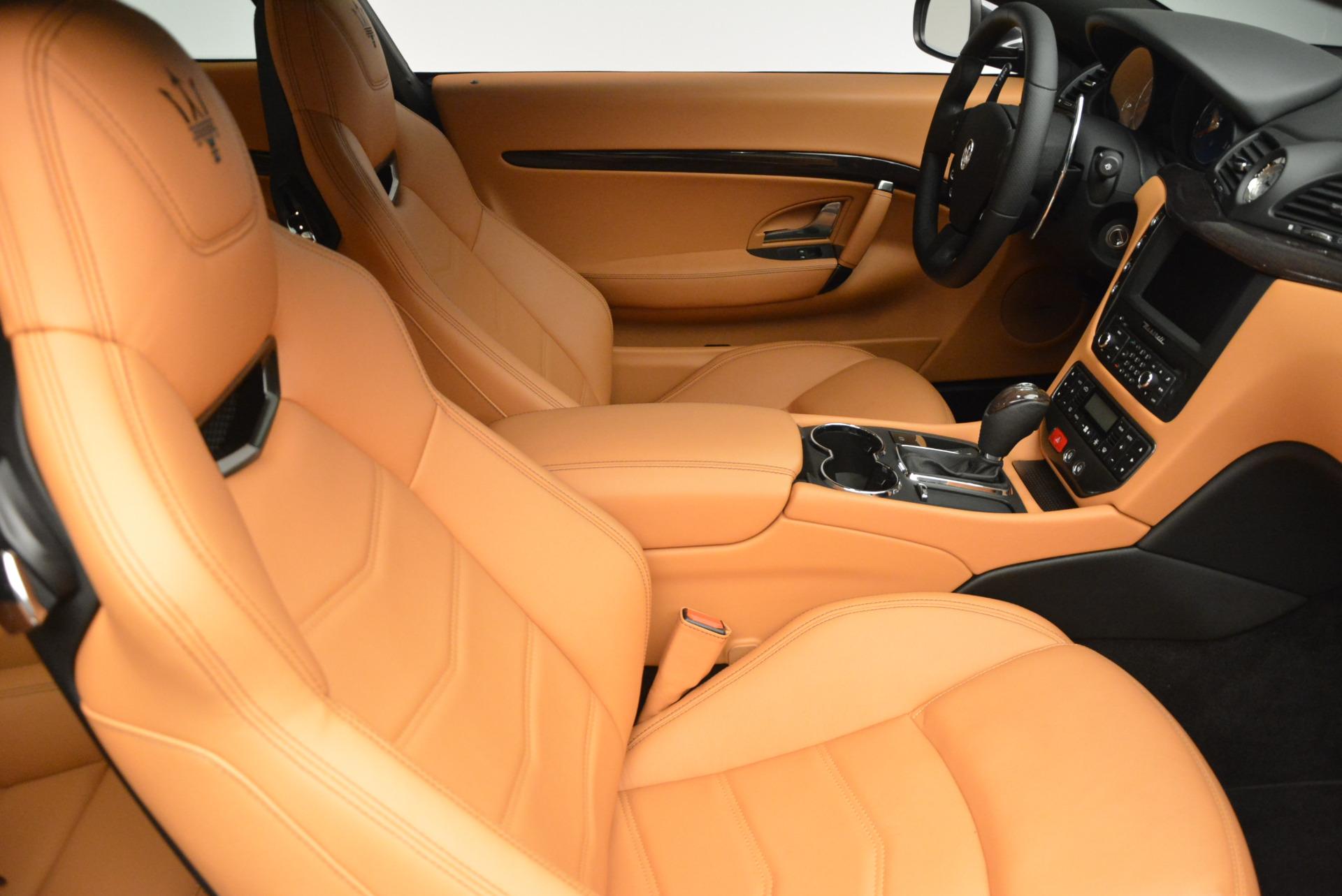 New 2017 Maserati GranTurismo Sport For Sale In Greenwich, CT. Alfa Romeo of Greenwich, M1633 593_p20