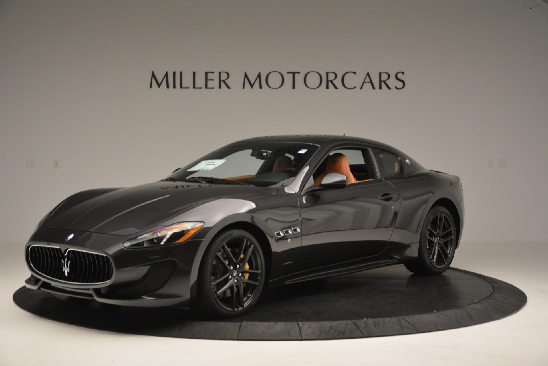 New 2017 Maserati GranTurismo Sport For Sale In Greenwich, CT. Alfa Romeo of Greenwich, M1633 593_p2