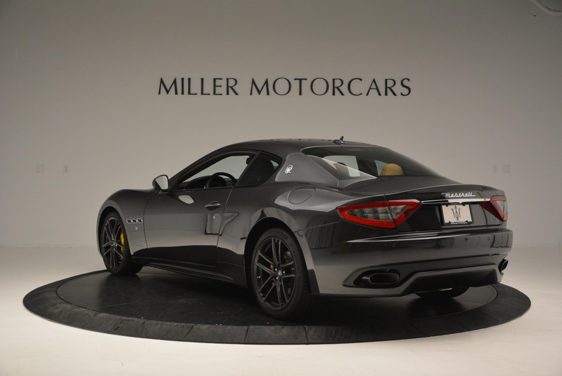 New 2017 Maserati GranTurismo Sport For Sale In Greenwich, CT. Alfa Romeo of Greenwich, M1633 593_p5