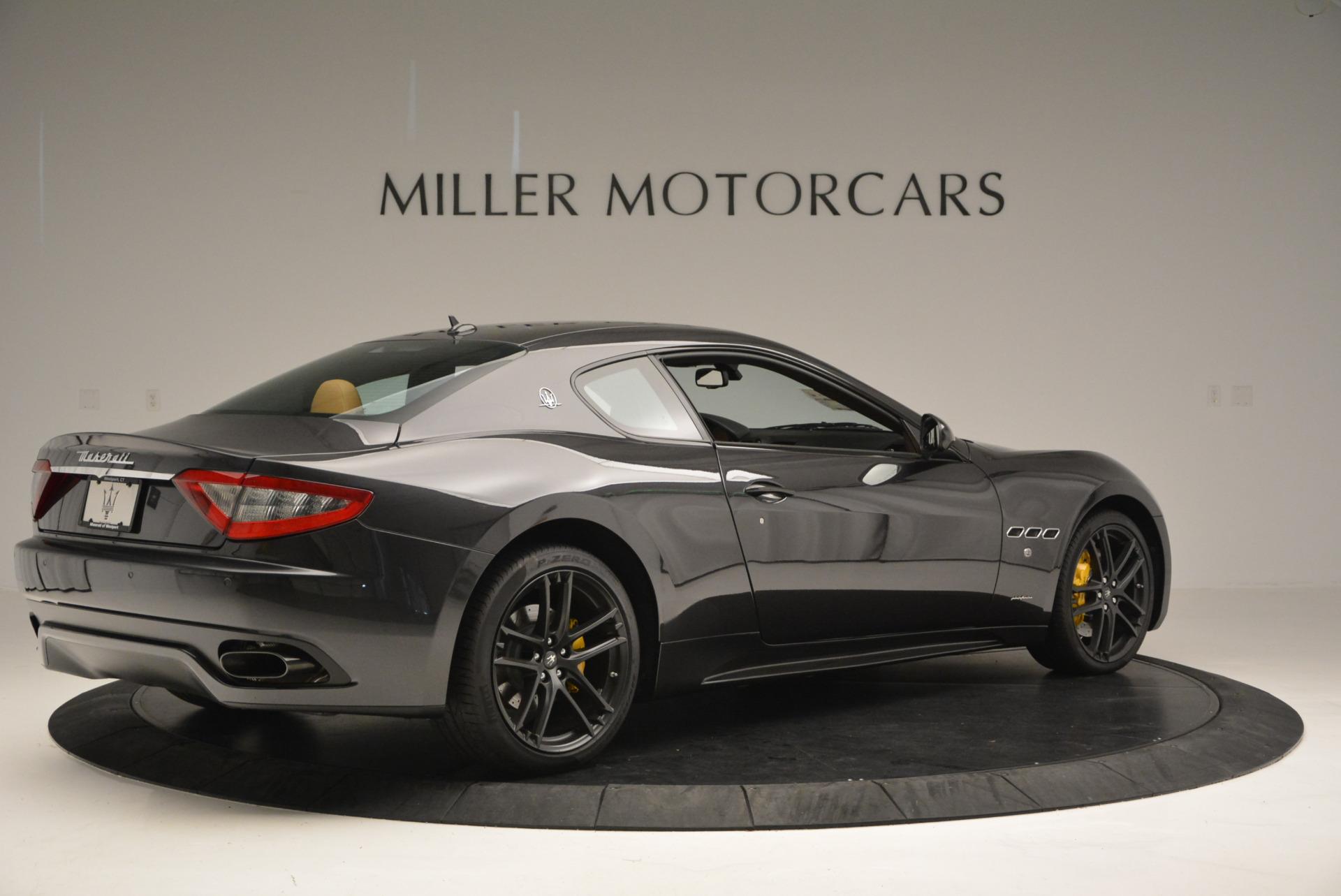 New 2017 Maserati GranTurismo Sport For Sale In Greenwich, CT. Alfa Romeo of Greenwich, M1633 593_p8