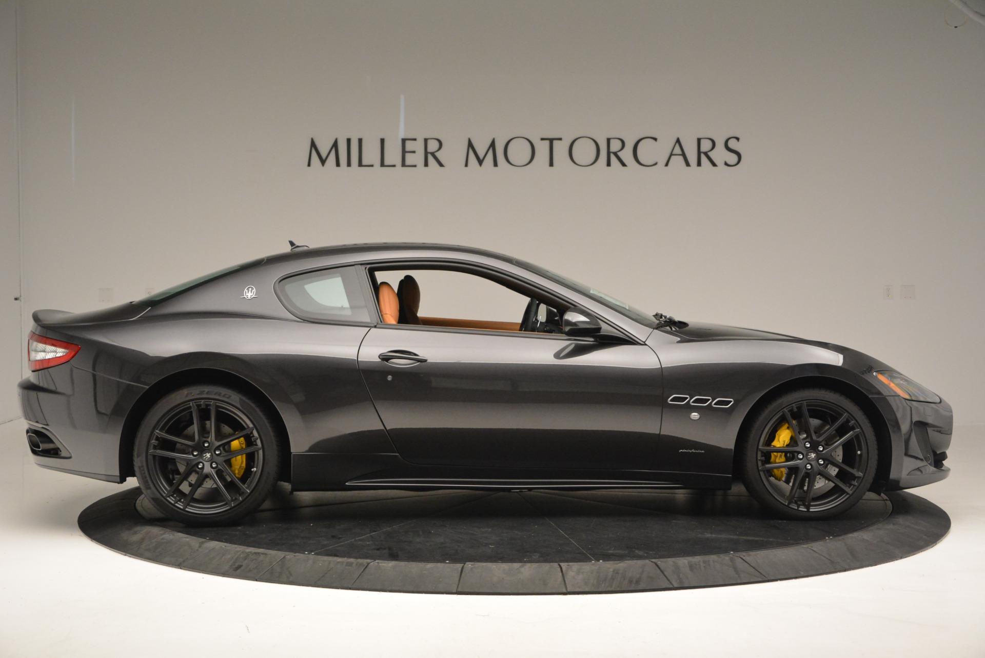 New 2017 Maserati GranTurismo Sport For Sale In Greenwich, CT. Alfa Romeo of Greenwich, M1633 593_p9