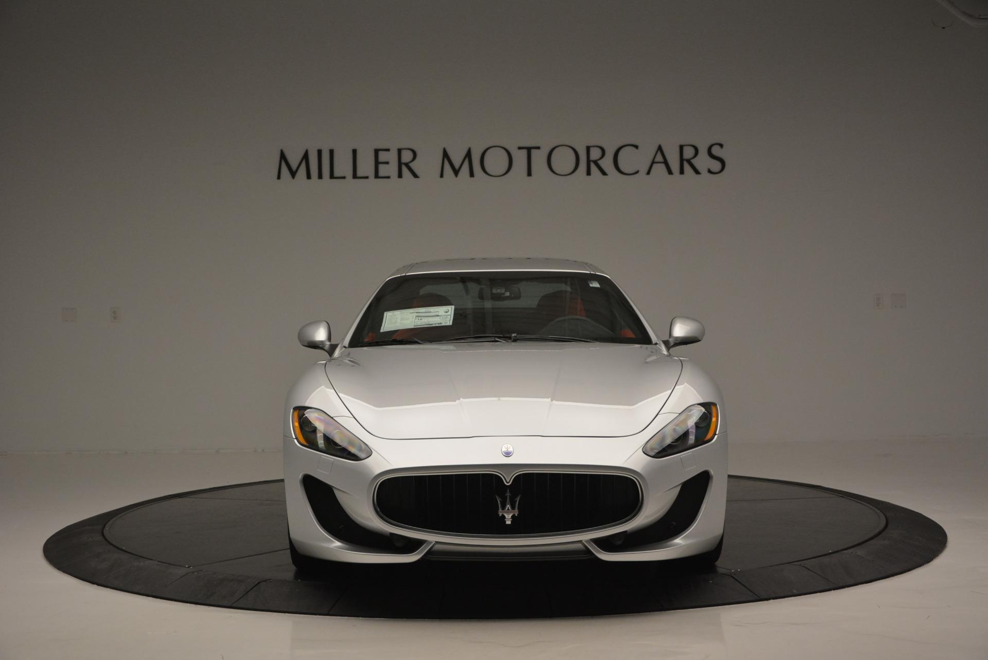 New 2017 Maserati GranTurismo Sport For Sale In Greenwich, CT. Alfa Romeo of Greenwich, W306 594_p12