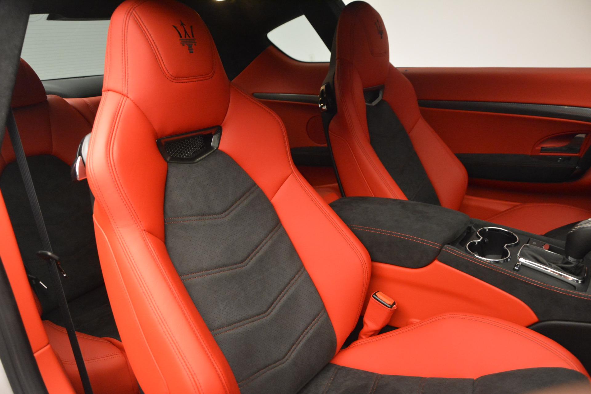 New 2017 Maserati GranTurismo Sport For Sale In Greenwich, CT. Alfa Romeo of Greenwich, W306 594_p23