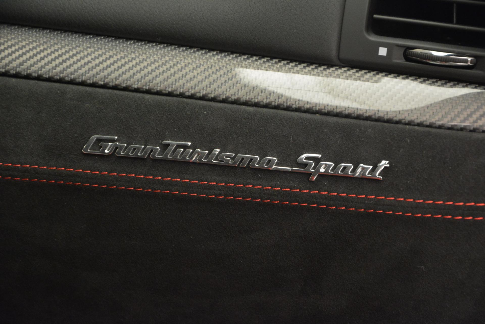New 2017 Maserati GranTurismo Sport For Sale In Greenwich, CT. Alfa Romeo of Greenwich, W306 594_p26