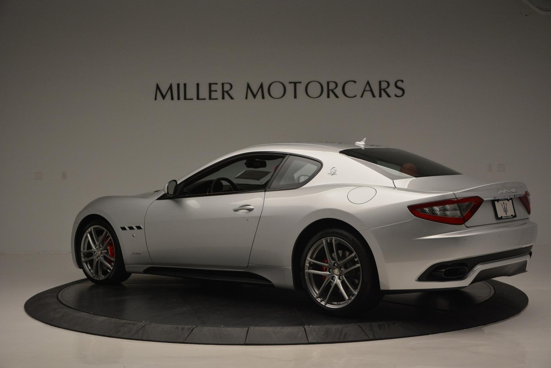New 2017 Maserati GranTurismo Sport For Sale In Greenwich, CT. Alfa Romeo of Greenwich, W306 594_p4