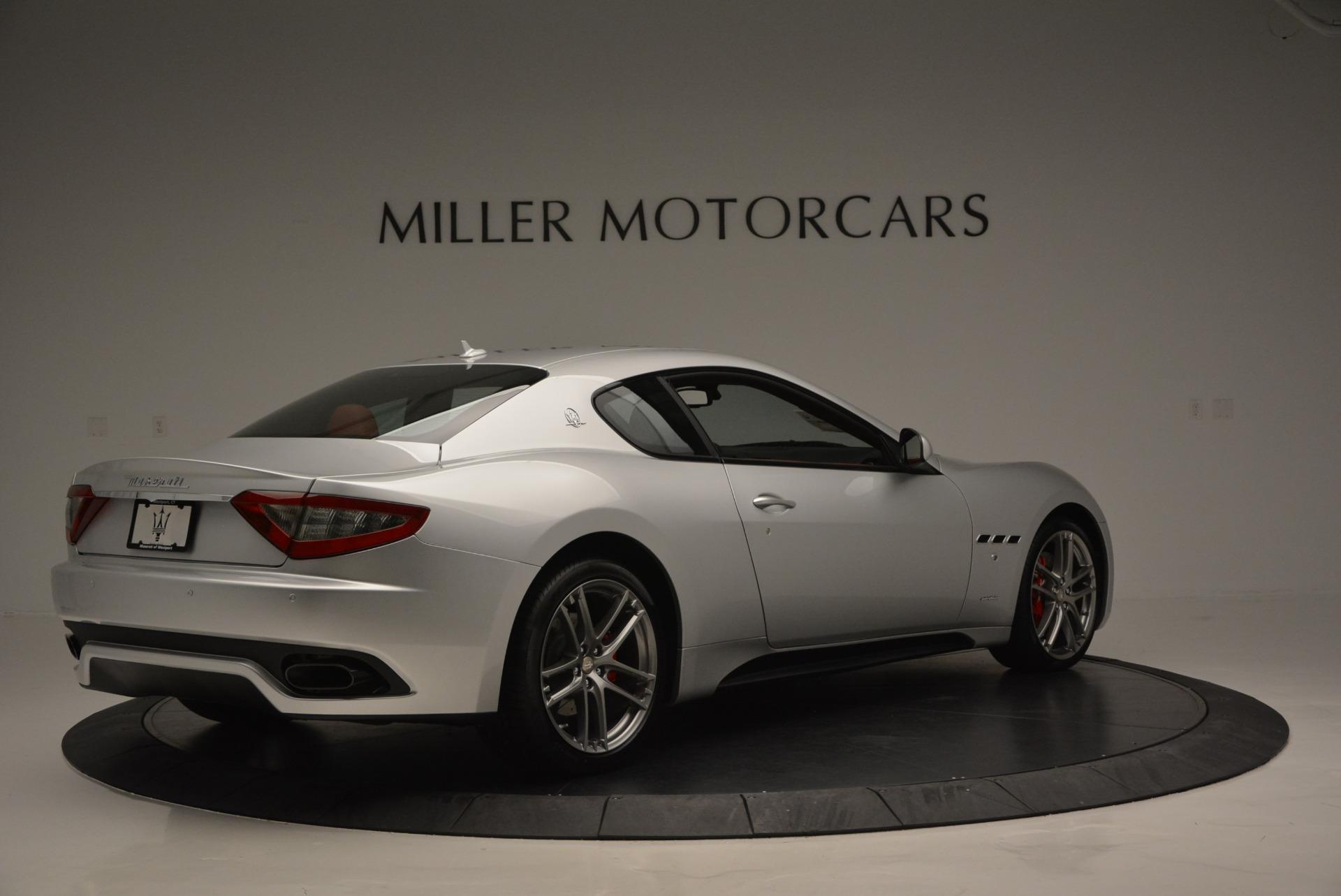 New 2017 Maserati GranTurismo Sport For Sale In Greenwich, CT. Alfa Romeo of Greenwich, W306 594_p8