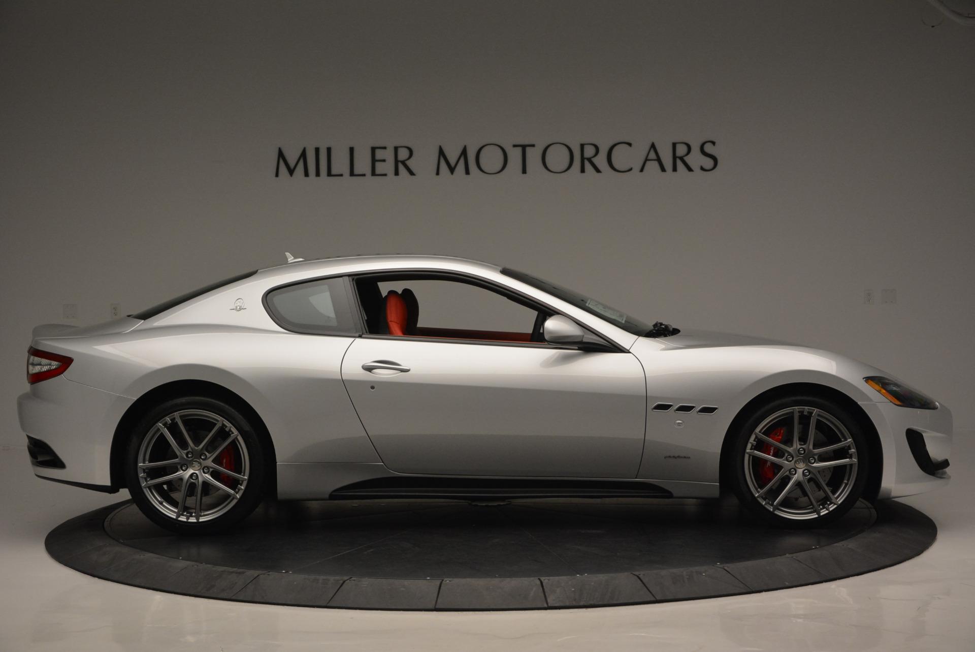 New 2017 Maserati GranTurismo Sport For Sale In Greenwich, CT. Alfa Romeo of Greenwich, W306 594_p9