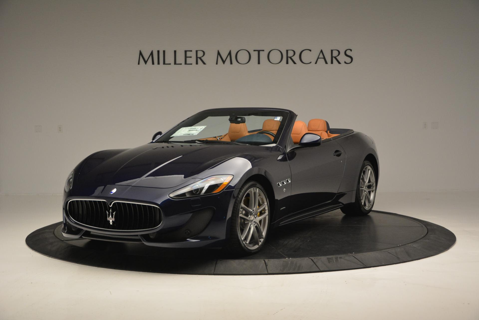 New 2017 Maserati GranTurismo Sport For Sale In Greenwich, CT. Alfa Romeo of Greenwich, M1641 595_main