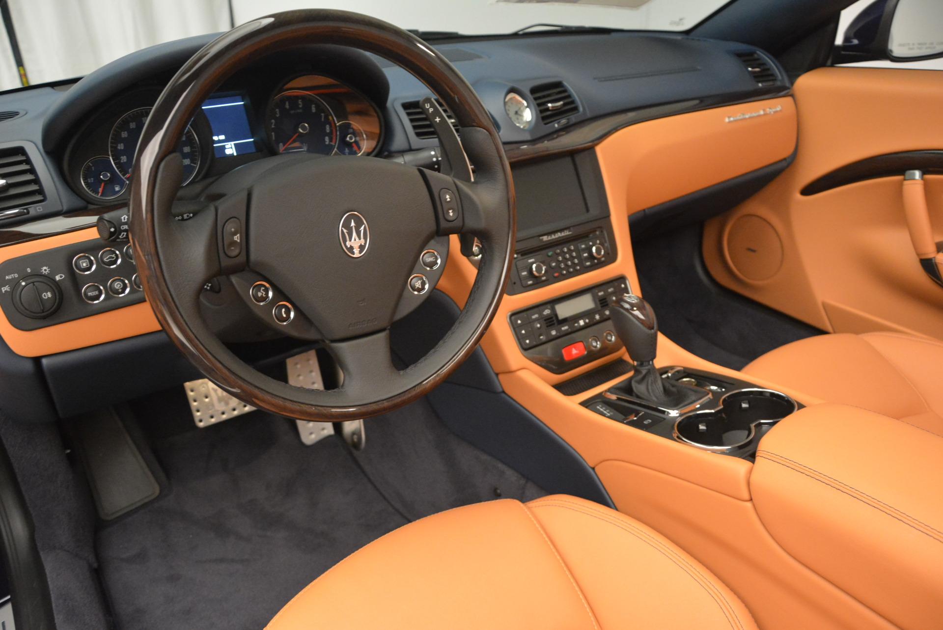 New 2017 Maserati GranTurismo Sport For Sale In Greenwich, CT. Alfa Romeo of Greenwich, M1641 595_p20
