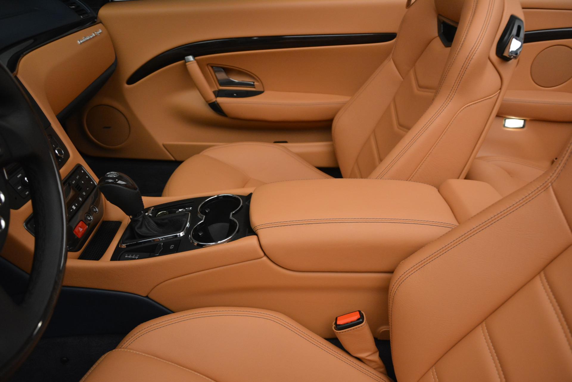 New 2017 Maserati GranTurismo Sport For Sale In Greenwich, CT. Alfa Romeo of Greenwich, M1641 595_p21