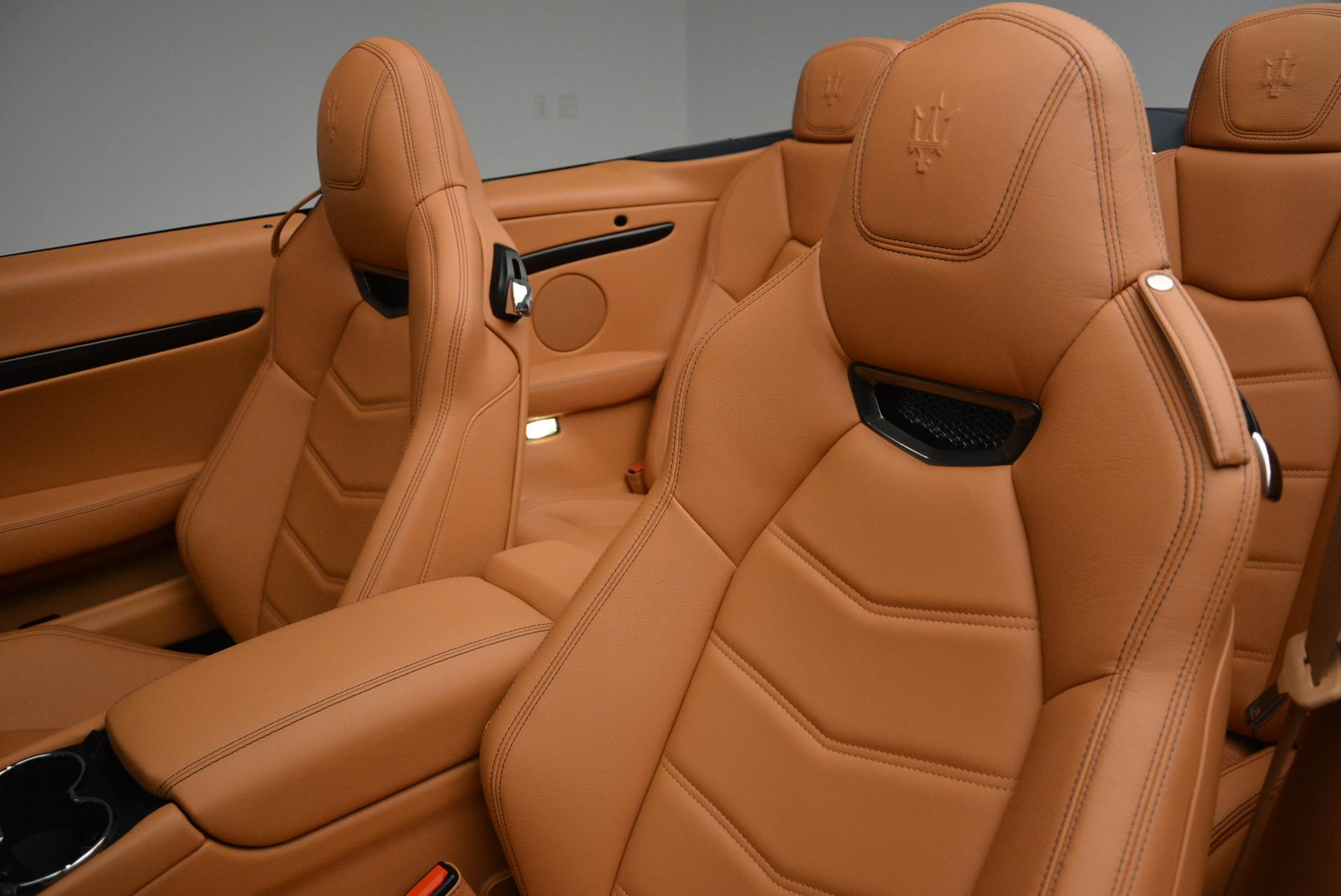 New 2017 Maserati GranTurismo Sport For Sale In Greenwich, CT. Alfa Romeo of Greenwich, M1641 595_p22