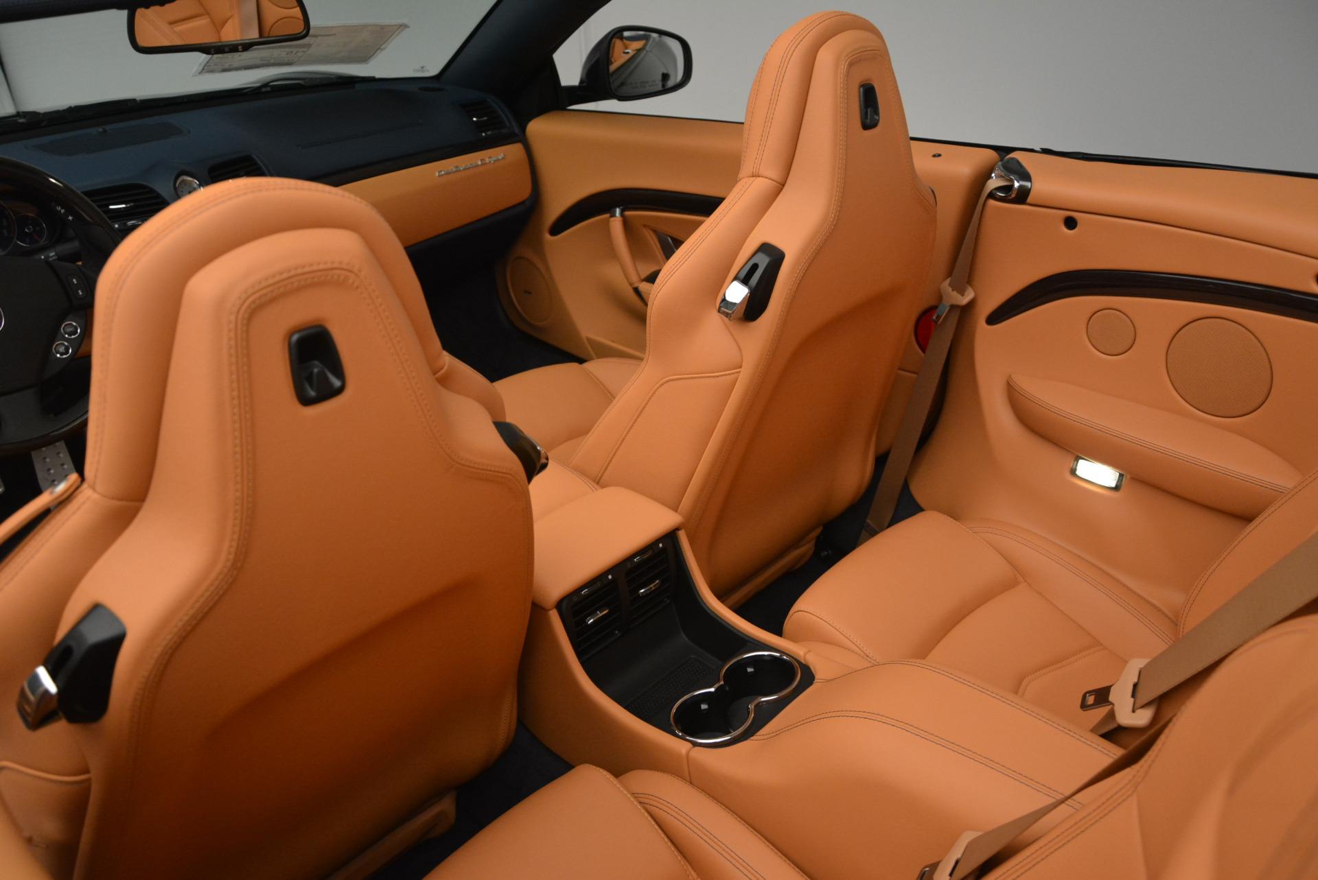 New 2017 Maserati GranTurismo Sport For Sale In Greenwich, CT. Alfa Romeo of Greenwich, M1641 595_p23