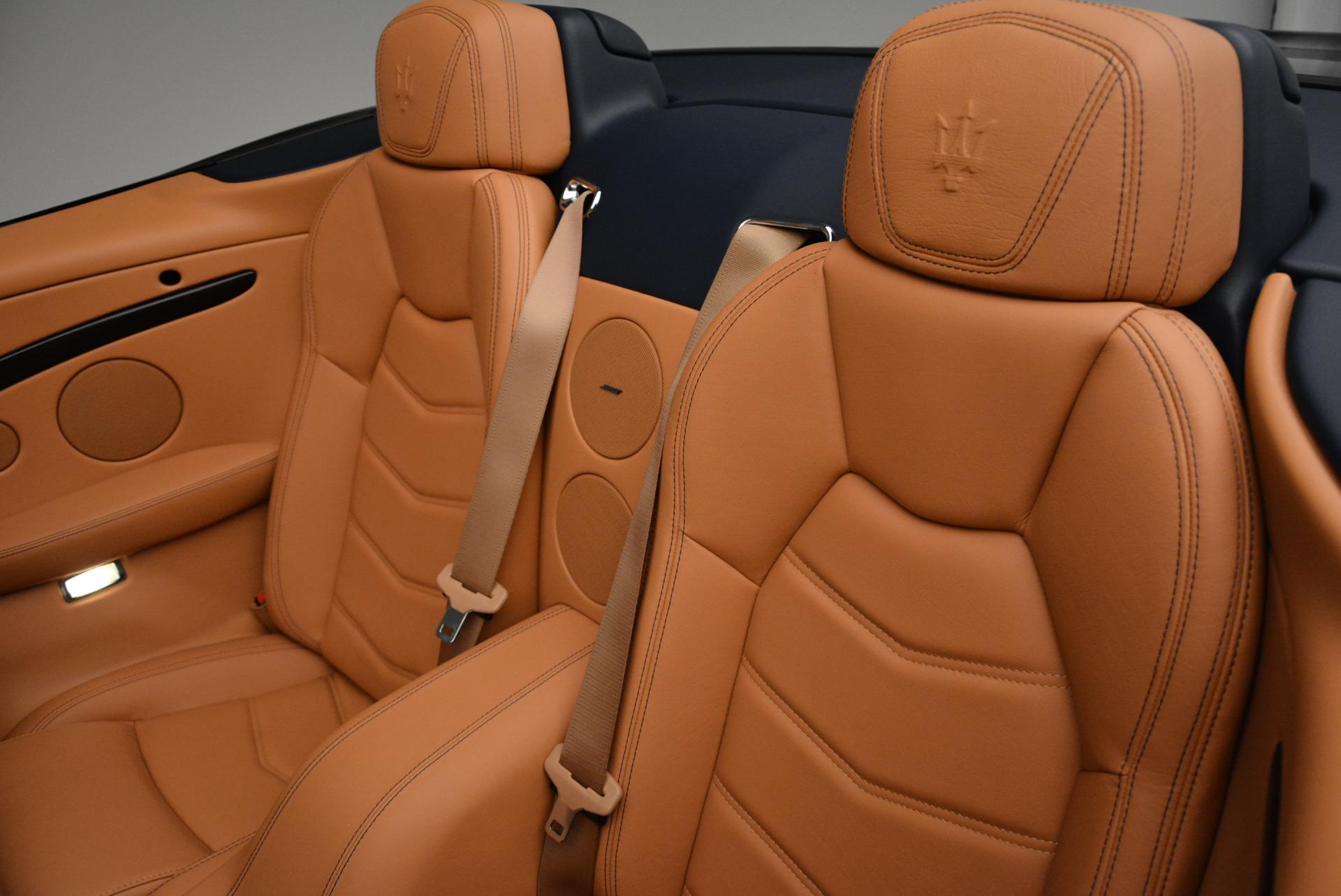 New 2017 Maserati GranTurismo Sport For Sale In Greenwich, CT. Alfa Romeo of Greenwich, M1641 595_p25
