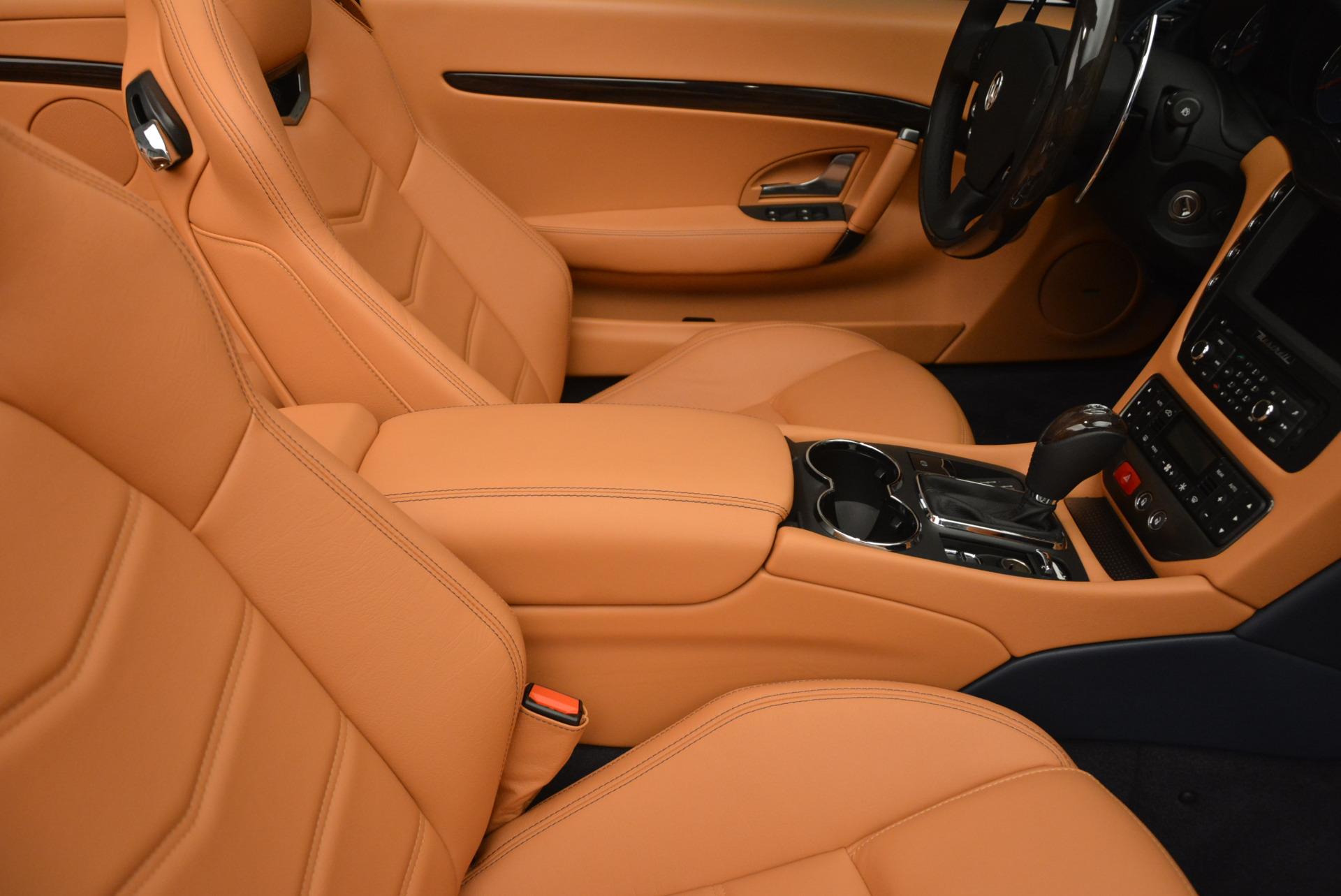 New 2017 Maserati GranTurismo Sport For Sale In Greenwich, CT. Alfa Romeo of Greenwich, M1641 595_p27