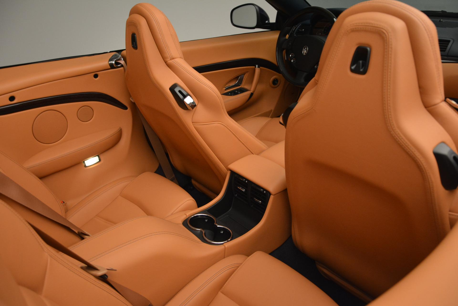 New 2017 Maserati GranTurismo Sport For Sale In Greenwich, CT. Alfa Romeo of Greenwich, M1641 595_p29