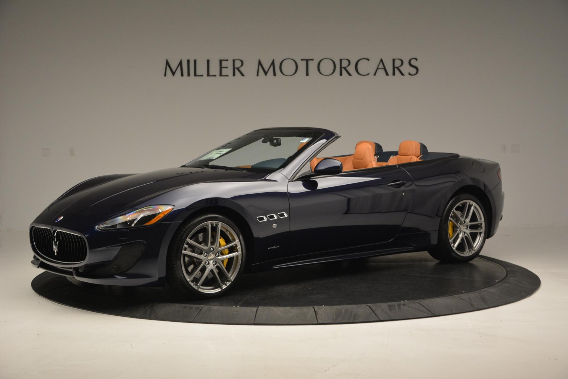 New 2017 Maserati GranTurismo Sport For Sale In Greenwich, CT. Alfa Romeo of Greenwich, M1641 595_p2