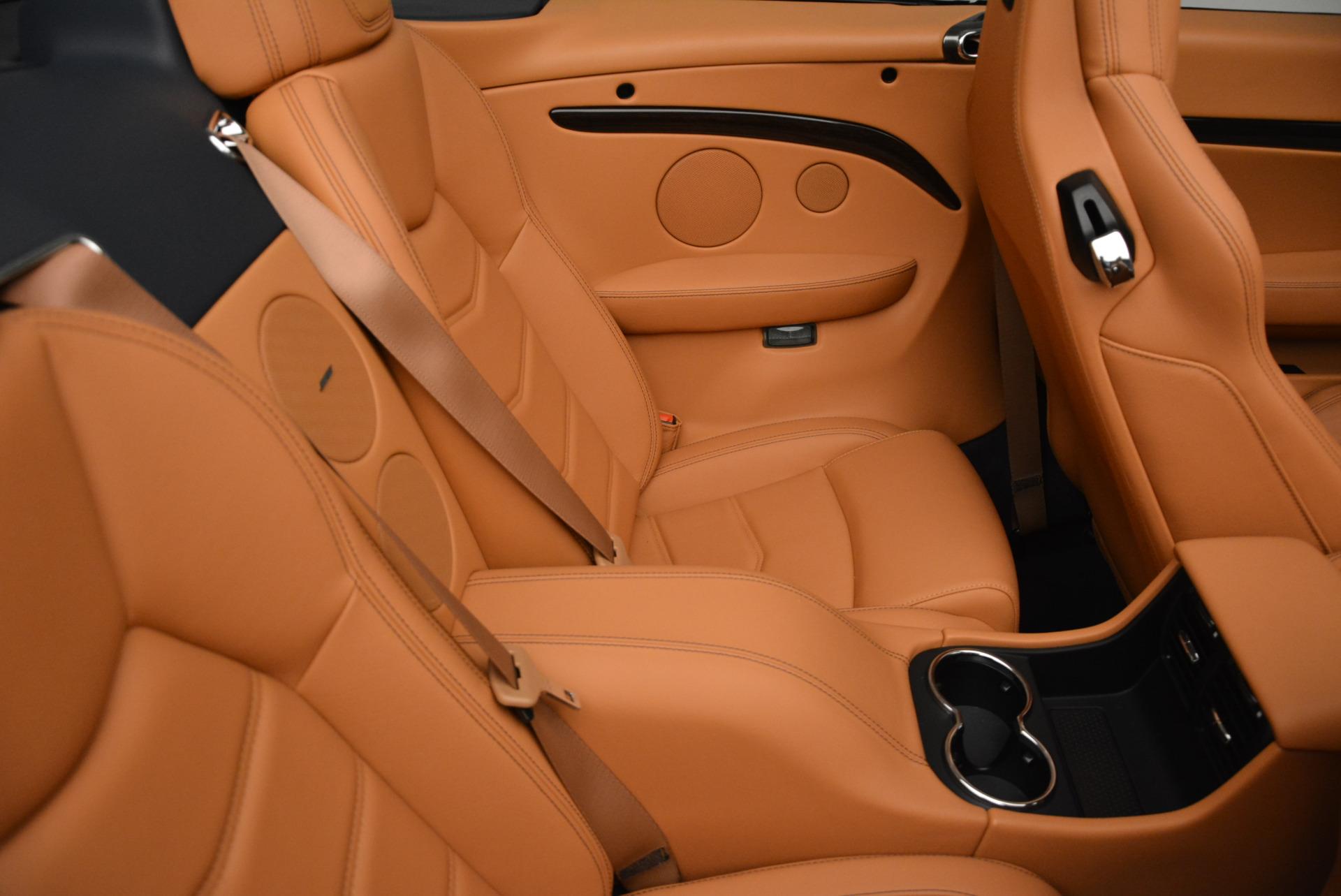 New 2017 Maserati GranTurismo Sport For Sale In Greenwich, CT. Alfa Romeo of Greenwich, M1641 595_p30