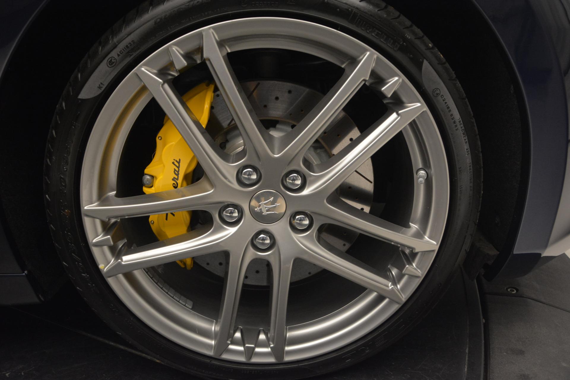 New 2017 Maserati GranTurismo Sport For Sale In Greenwich, CT. Alfa Romeo of Greenwich, M1641 595_p32