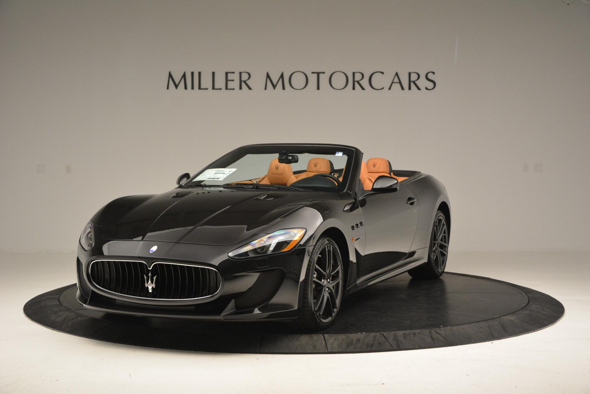 New 2017 Maserati GranTurismo MC For Sale In Greenwich, CT. Alfa Romeo of Greenwich, W298 597_main