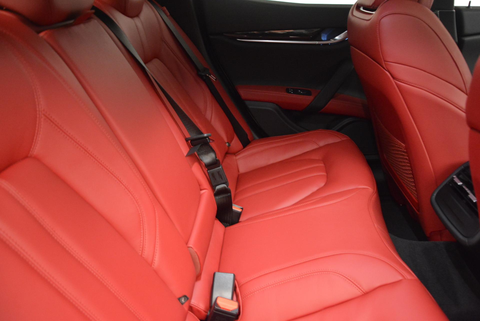 New 2017 Maserati Ghibli S Q4 For Sale In Greenwich, CT. Alfa Romeo of Greenwich, M1684 599_p27