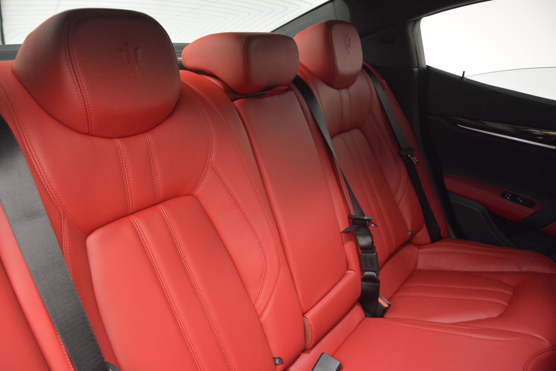 New 2017 Maserati Ghibli S Q4 For Sale In Greenwich, CT. Alfa Romeo of Greenwich, M1684 599_p28