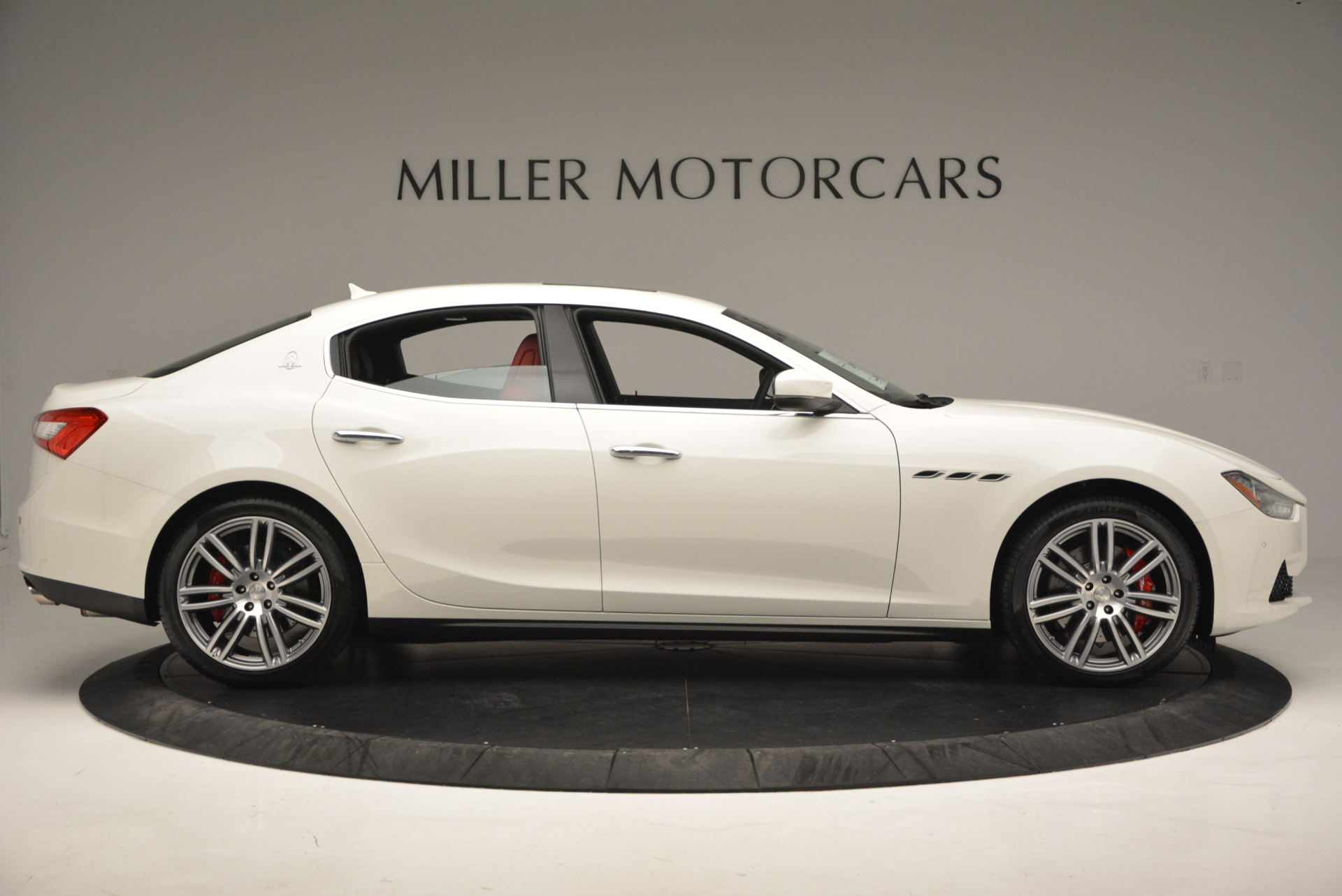 New 2017 Maserati Ghibli S Q4 For Sale In Greenwich, CT. Alfa Romeo of Greenwich, M1684 599_p9