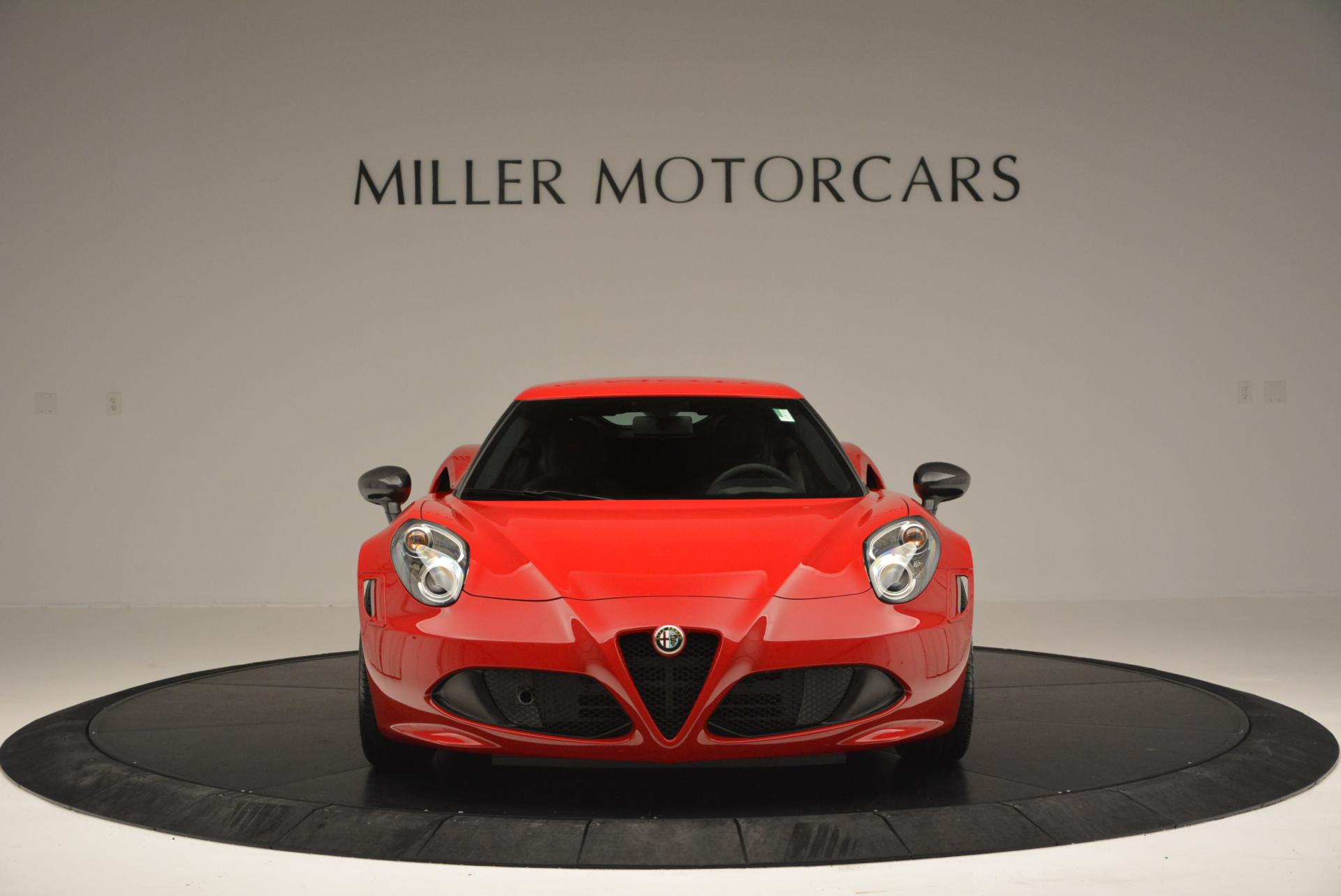 Used 2015 Alfa Romeo 4C Launch Edition For Sale In Greenwich, CT. Alfa Romeo of Greenwich, 7027 6_p12