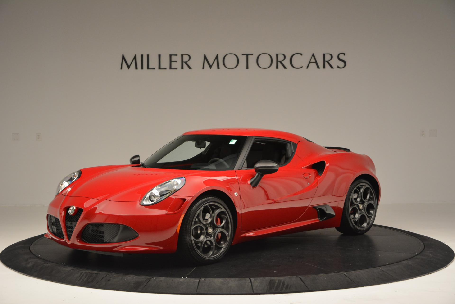 Used 2015 Alfa Romeo 4C Launch Edition For Sale In Greenwich, CT. Alfa Romeo of Greenwich, 7027 6_p2