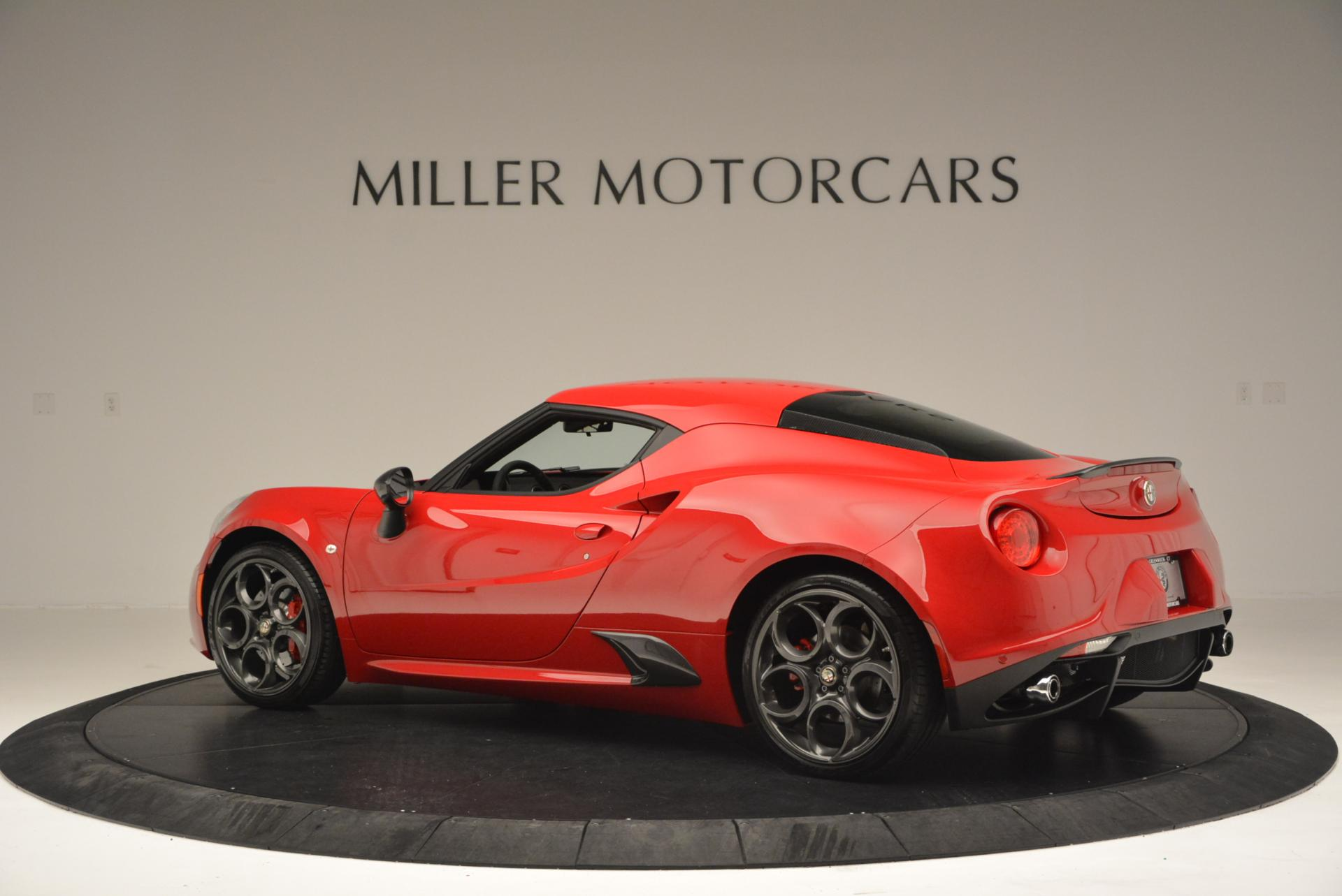 Used 2015 Alfa Romeo 4C Launch Edition For Sale In Greenwich, CT. Alfa Romeo of Greenwich, 7027 6_p4