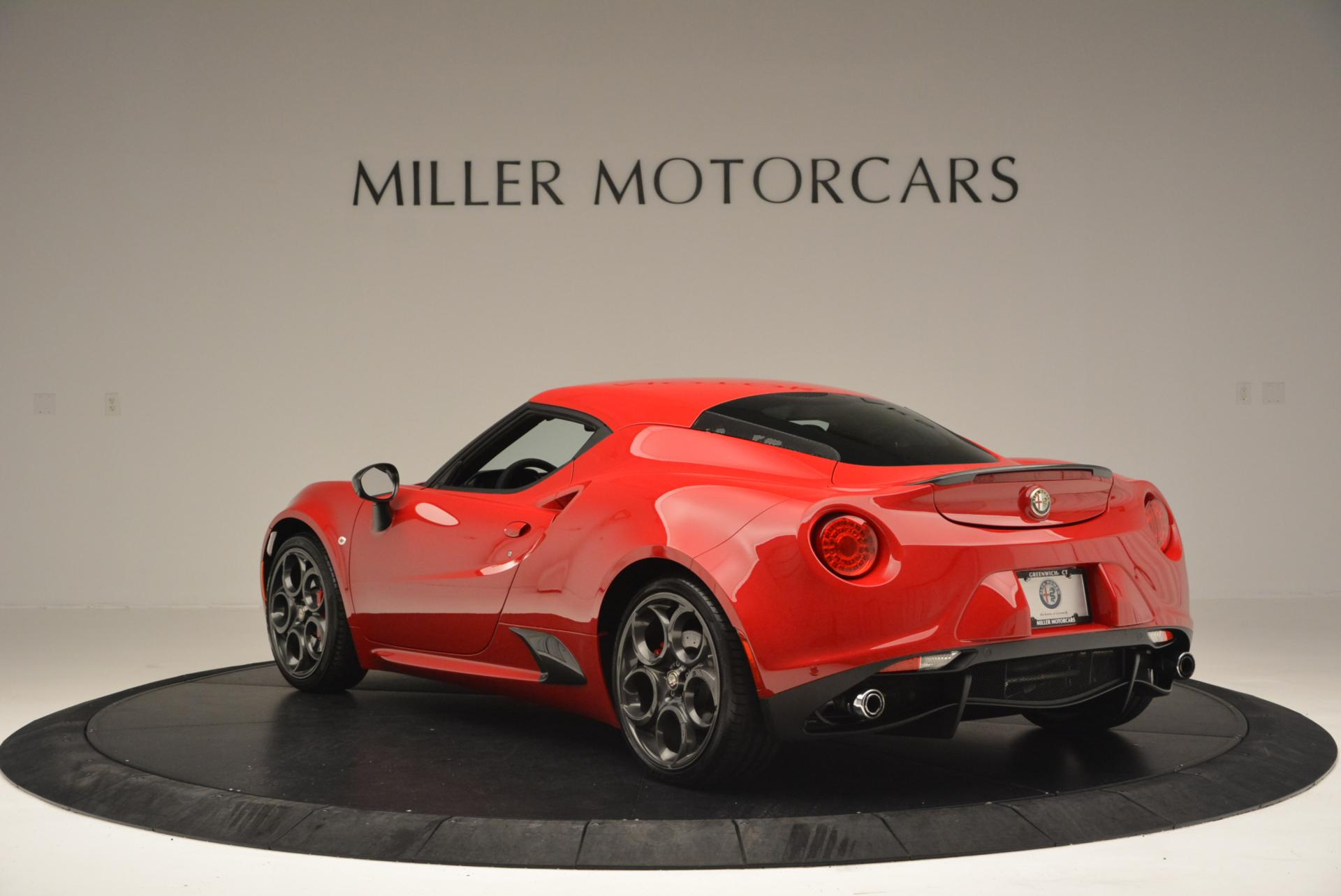 Used 2015 Alfa Romeo 4C Launch Edition For Sale In Greenwich, CT. Alfa Romeo of Greenwich, 7027 6_p5